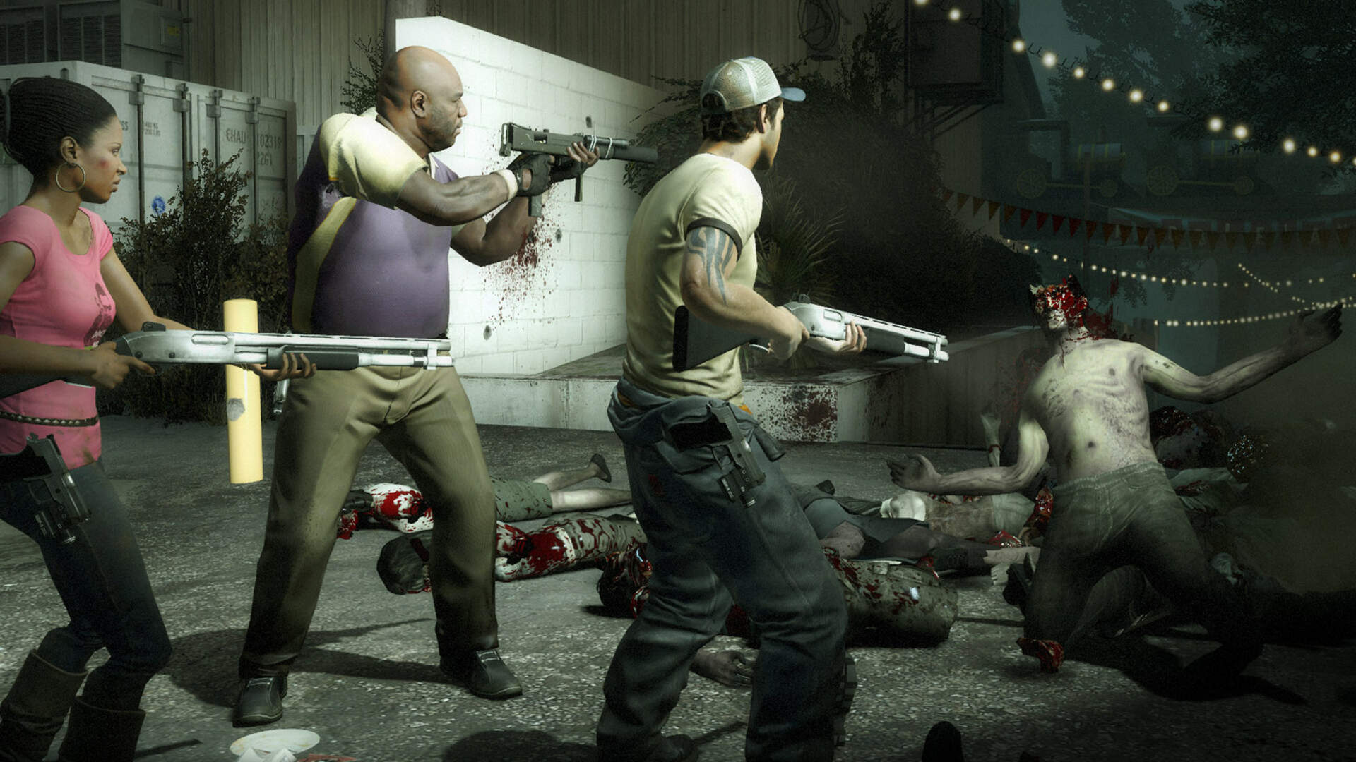 Left 4 Dead 2 Is Getting a Massive Fan-Made and Valve-Approved Update