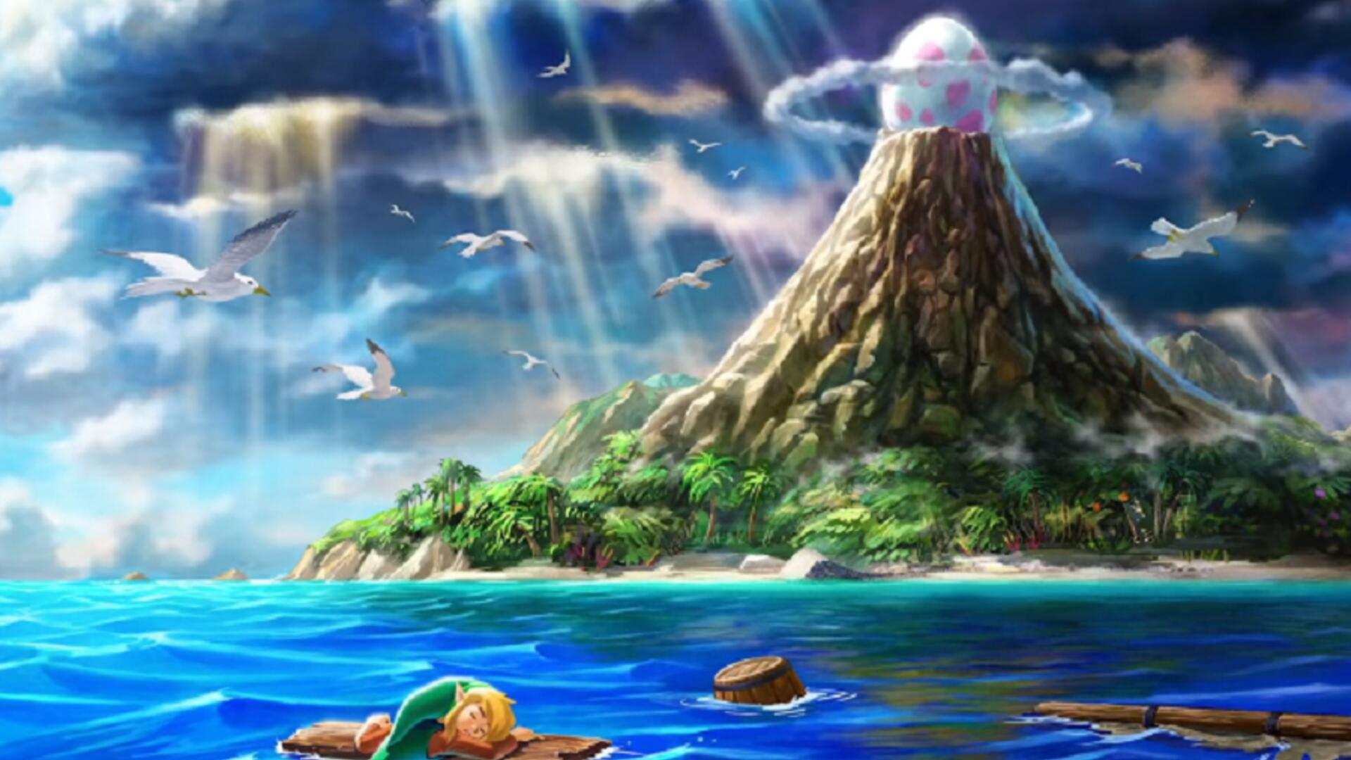 Nintendo Fans Find Link's Awakening Remake Details in the E3 2019 Lanyard