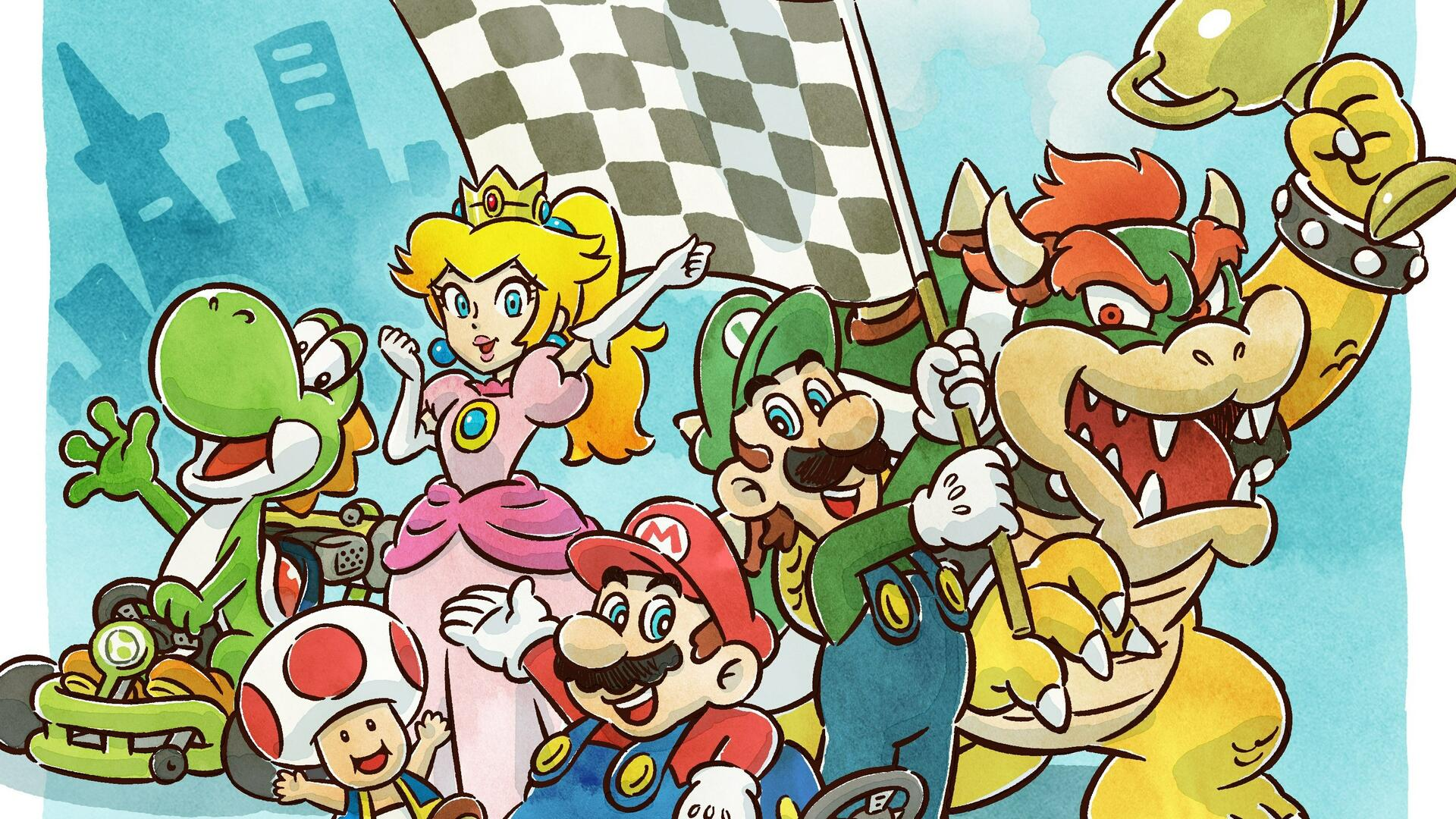 Mario Kart Tour Friends - Can You Play Multiplayer Against Your Friends?