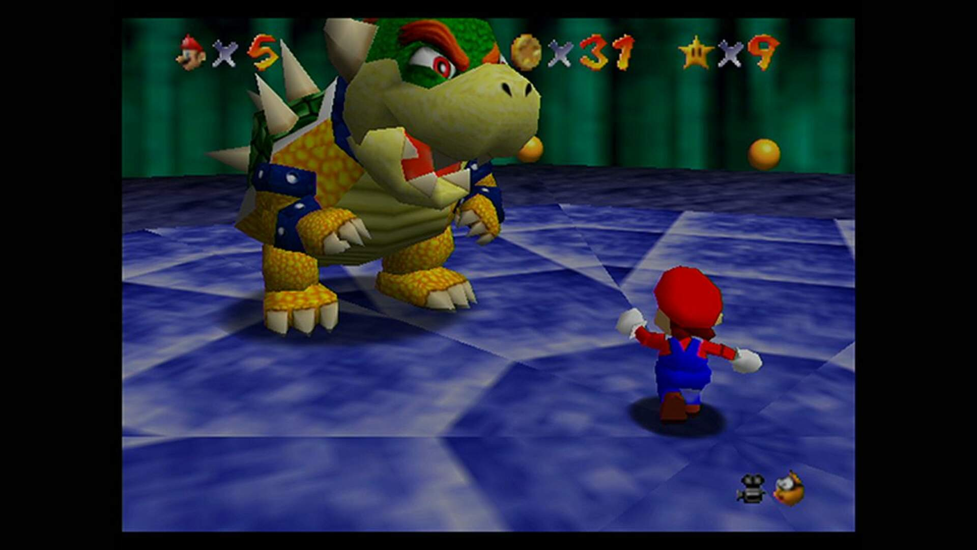 The Mystery of What Mario Says to Bowser Just Before He Commits Regicide in Super Mario 64 Has Finally Been Solved