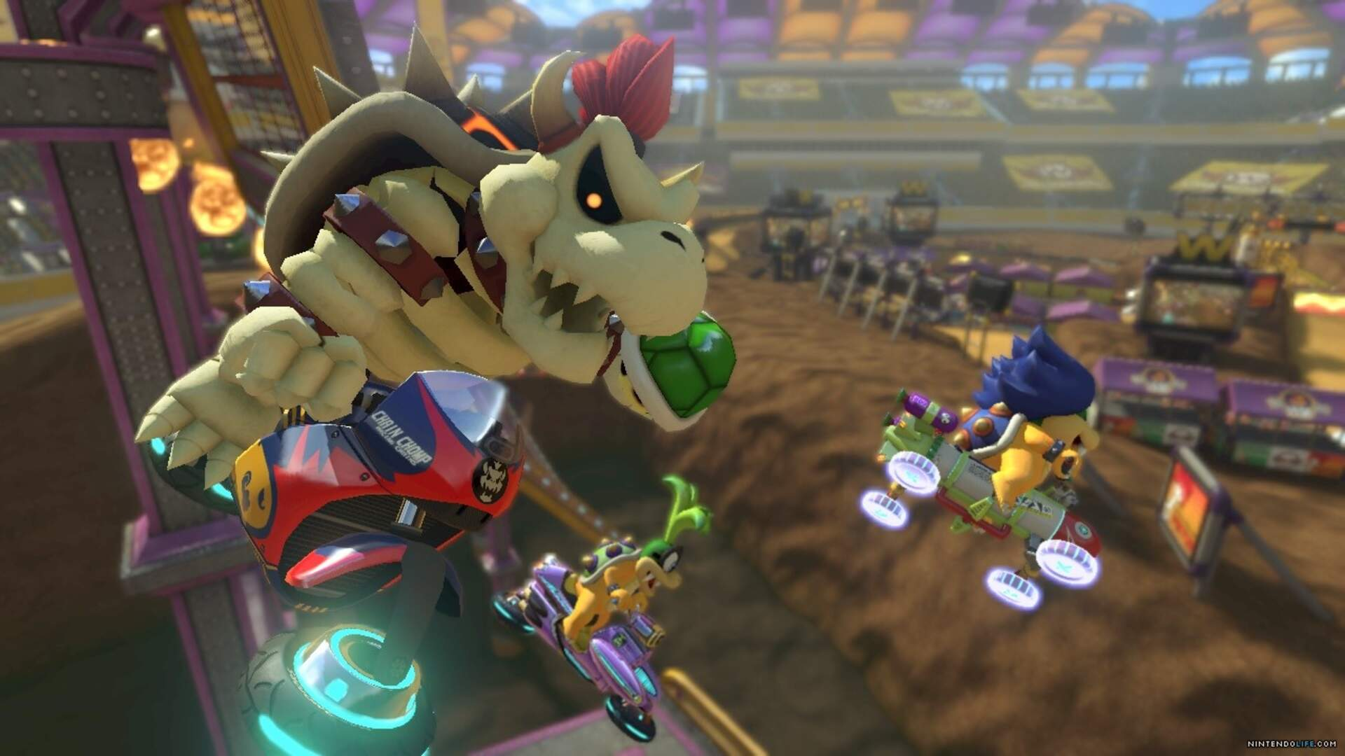 Nintendo's Mario Kart Tour on Mobile Needs an Engine Tune-Up, Delayed Until Summertime
