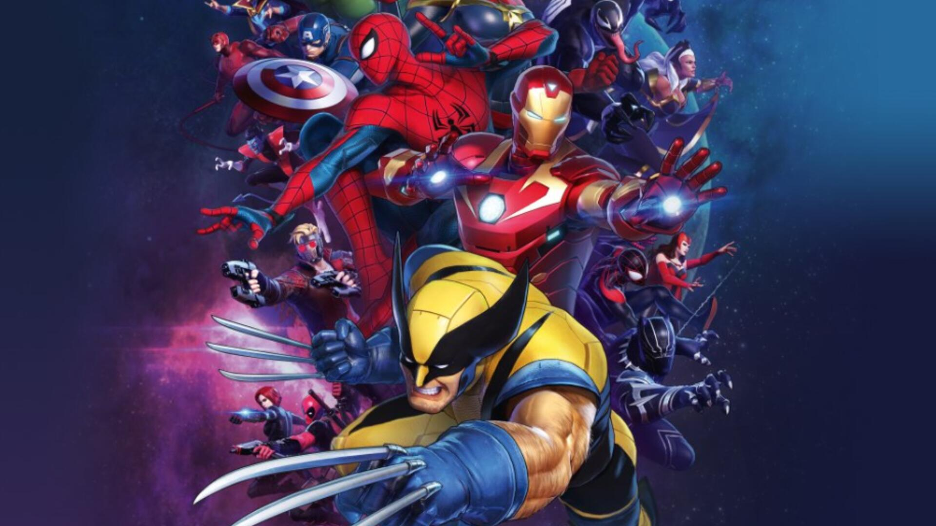 Marvel Ultimate Alliance 3 Reveals Two New Heroes, But Only One Has Links to the Avengers Films