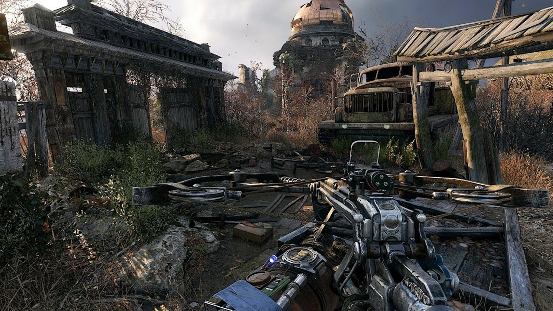 Metro Exodus Guns List - All the Best Weapons in Metro Exodus, How to Upgrade Weapons
