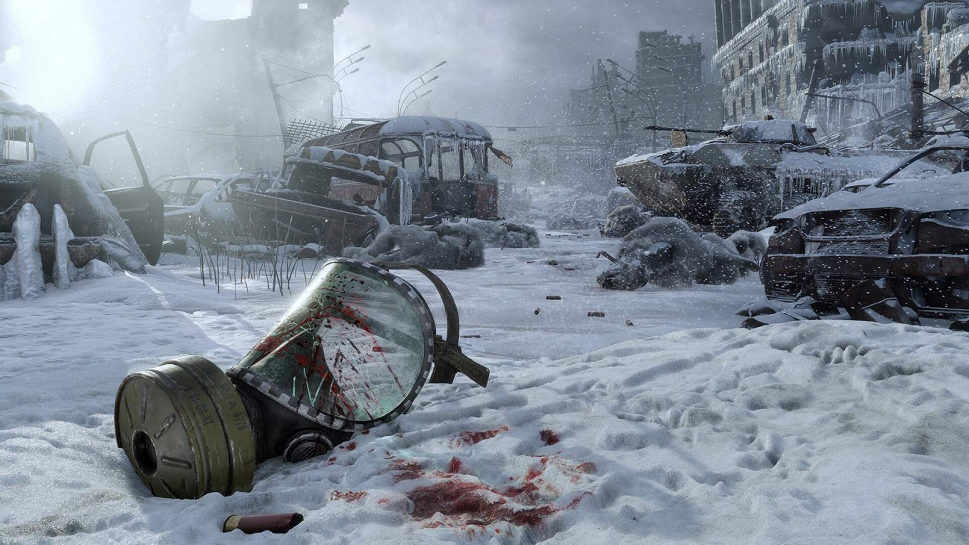 Steam is on Metro Exodus Even if Metro Exodus Isn't on Steam