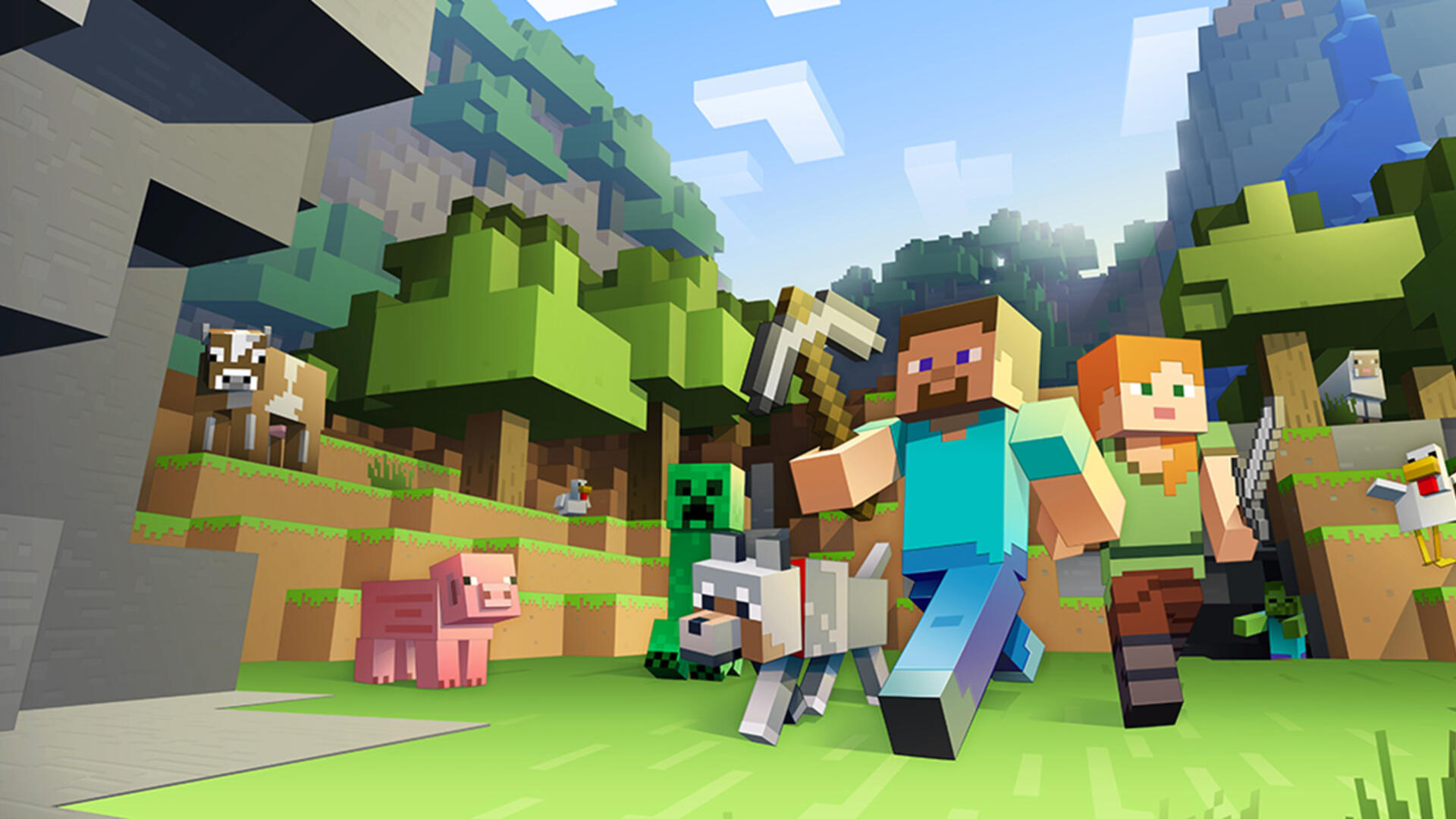 """A """"Minecraft Go"""" Might Be in the Cards"""
