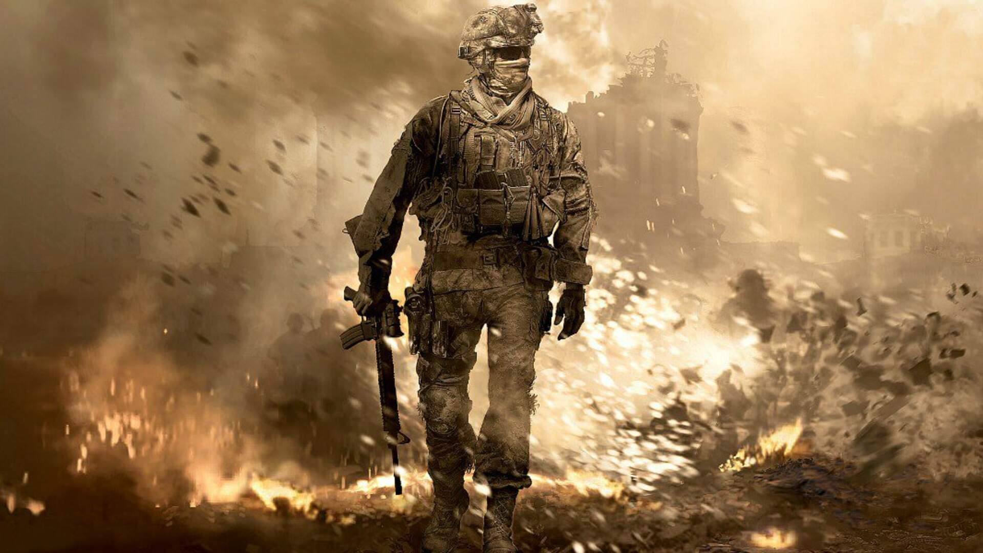 A Trailer for Call of Duty: Modern Warfare 2 Campaign Remastered Has Leaked
