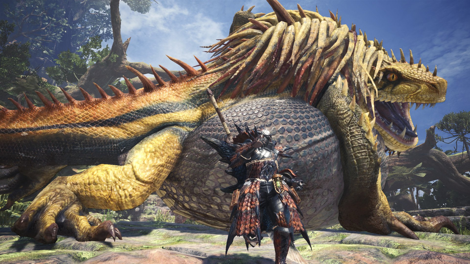 Monster Hunter World Appreciation Fest Tickets, Greatest Jagras