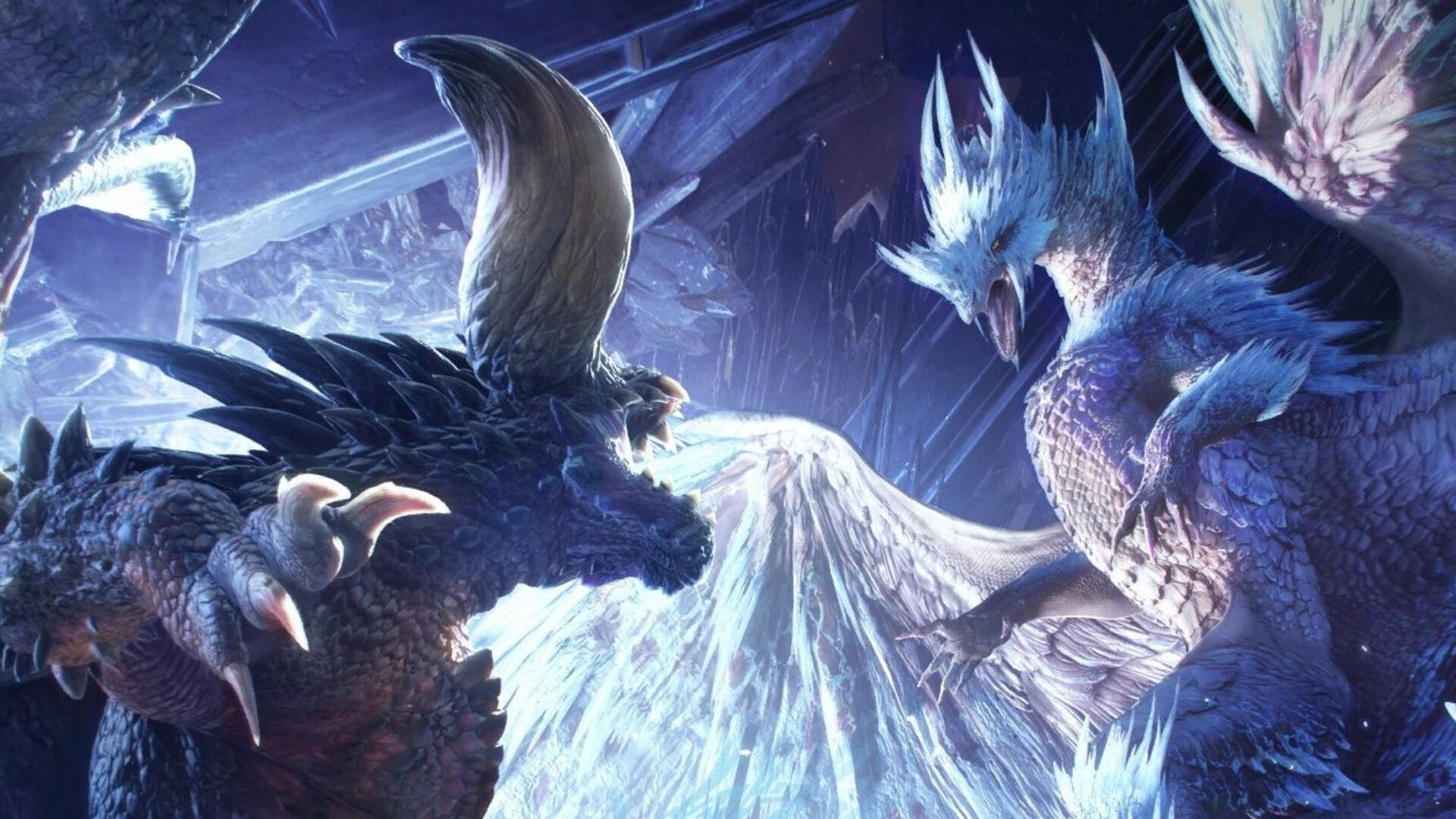 Monster Hunter World Barioth Guide - How to Defeat the Barioth in Iceborne