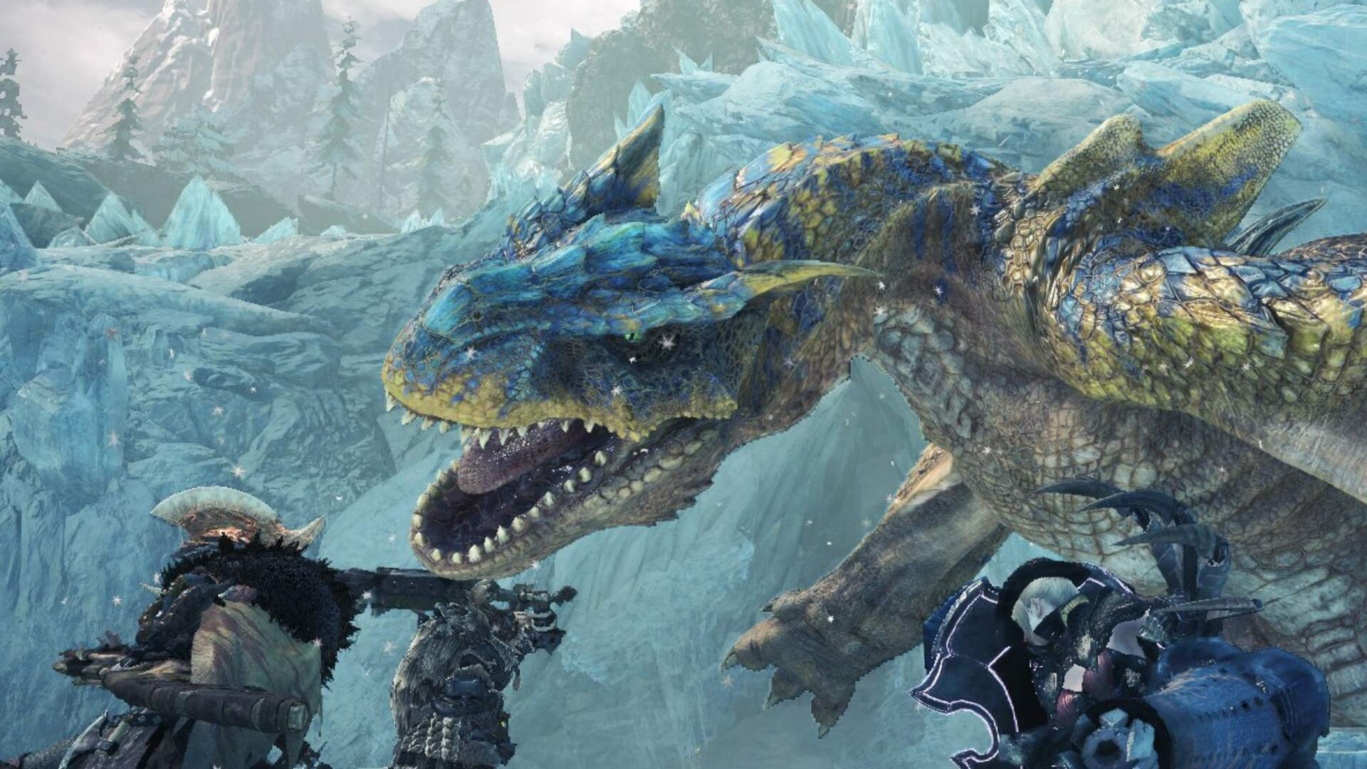 Monster Hunter World Iceborne - How to Defeat the Tigrex