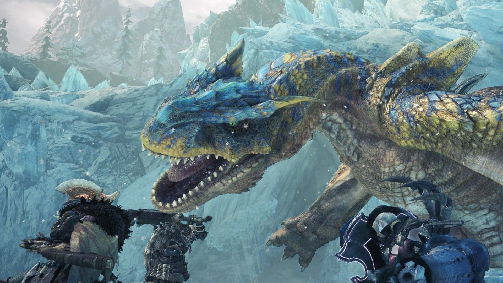 Monster Hunter World: Iceborne Devs on Bumping Up Difficulty