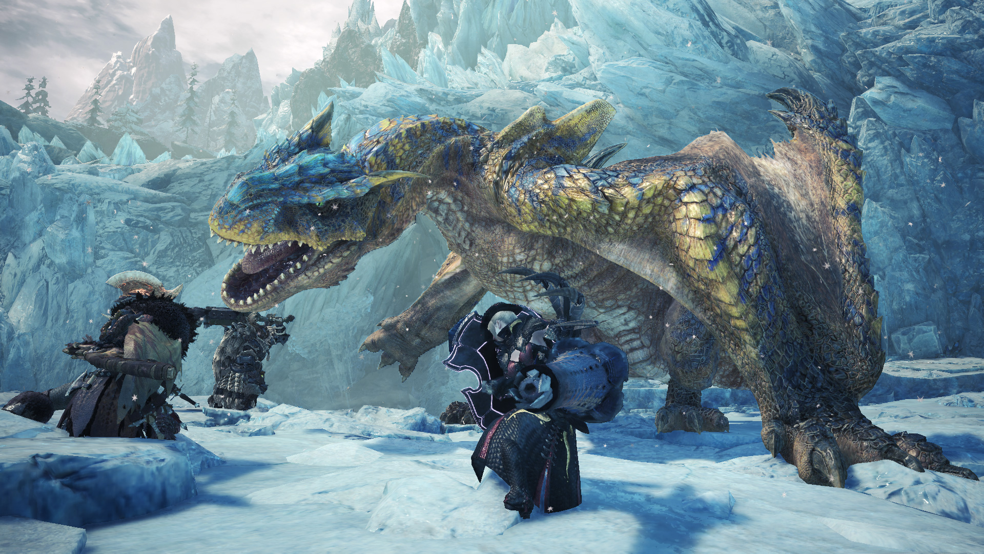 Monster Hunter World Iceborne Release Date Unlock Times Monster