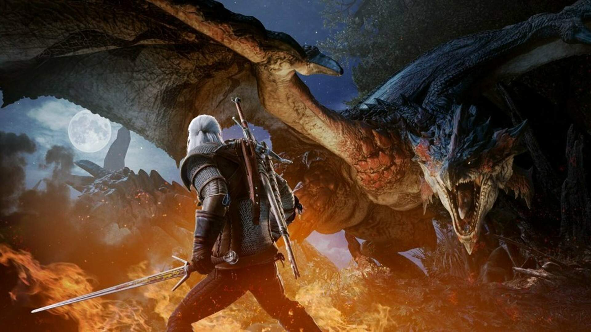 Monster Hunter: World's Witcher Crossover Event Begins Today. Here's What You Need to Know