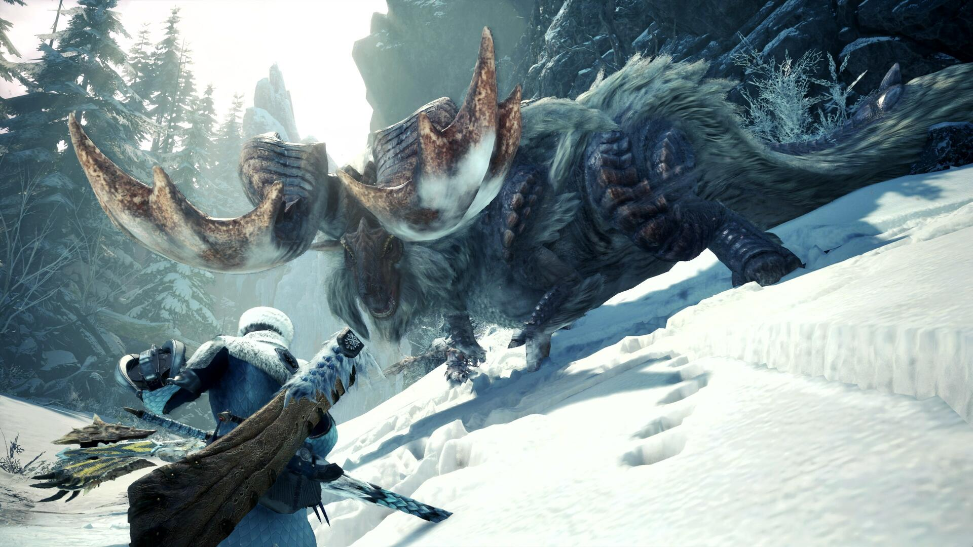 Monster Hunter World: Iceborne Makes You Fear Both Monsters and the Cold