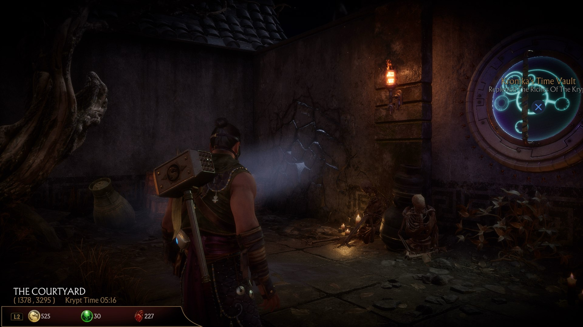Mortal Kombat 11 Forge Recipes - Every Krypt Forge Recipe in