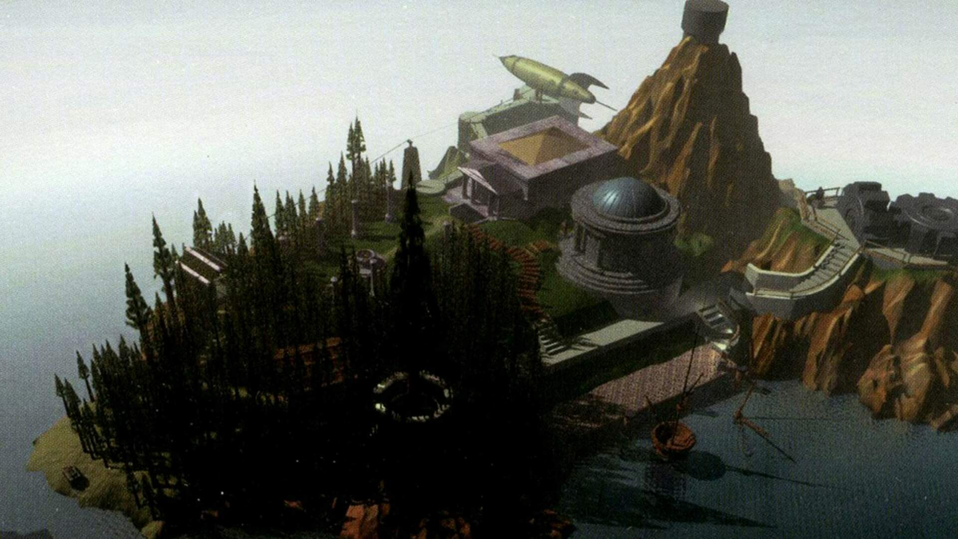 Infamously Obtuse Adventure Puzzle Game Myst is Getting its Own Movie and TV Universe