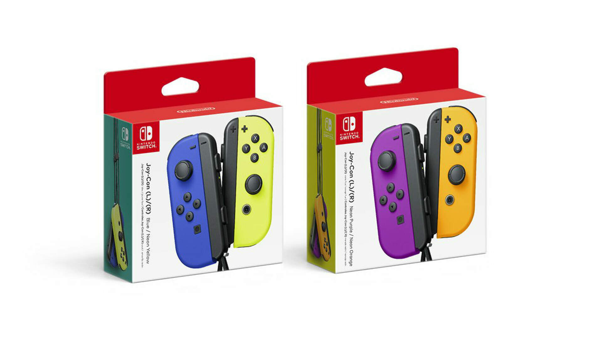 "New Switch Joy-Con Colors are Coming but Fans Wonder if Nintendo's Fixed the Notorious ""Joy-Con Drift"""