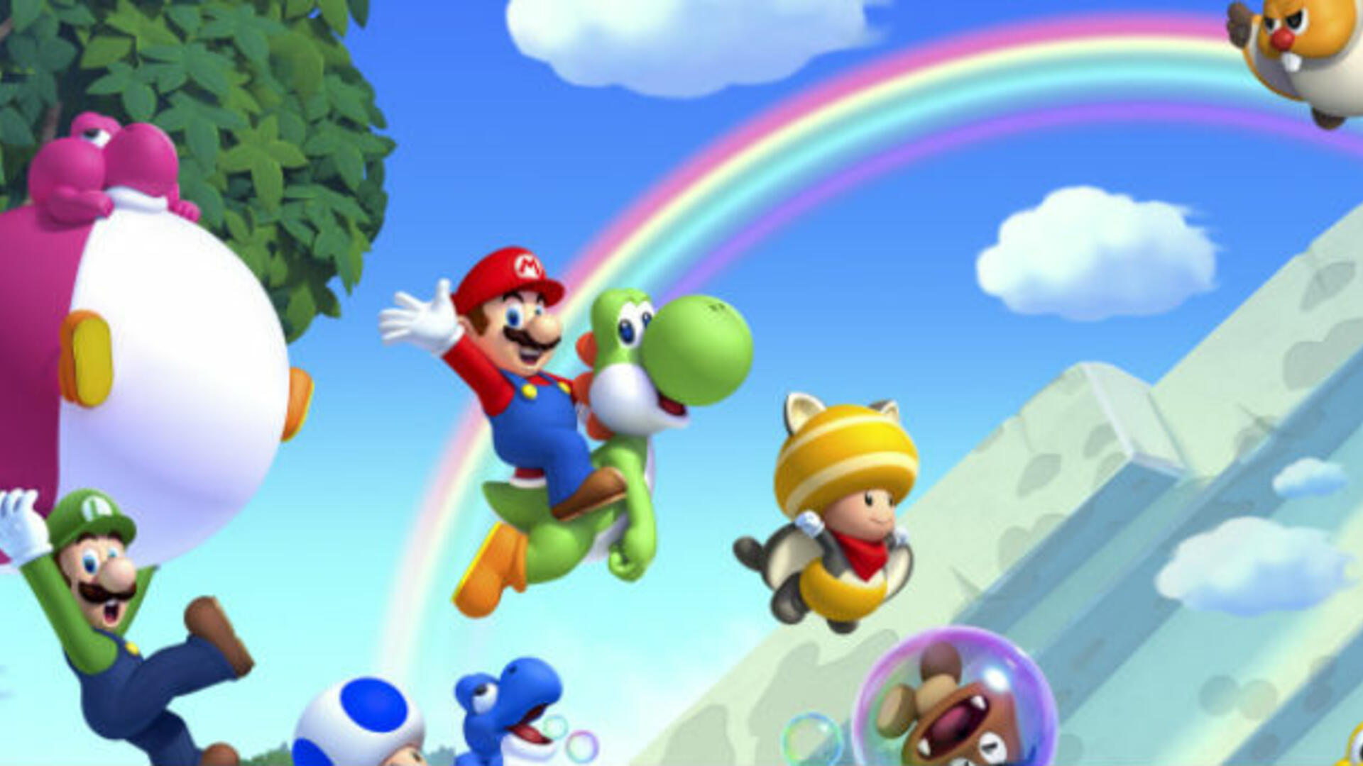 A Fresh Look At New Super Mario Bros U On Switch Does It Measure