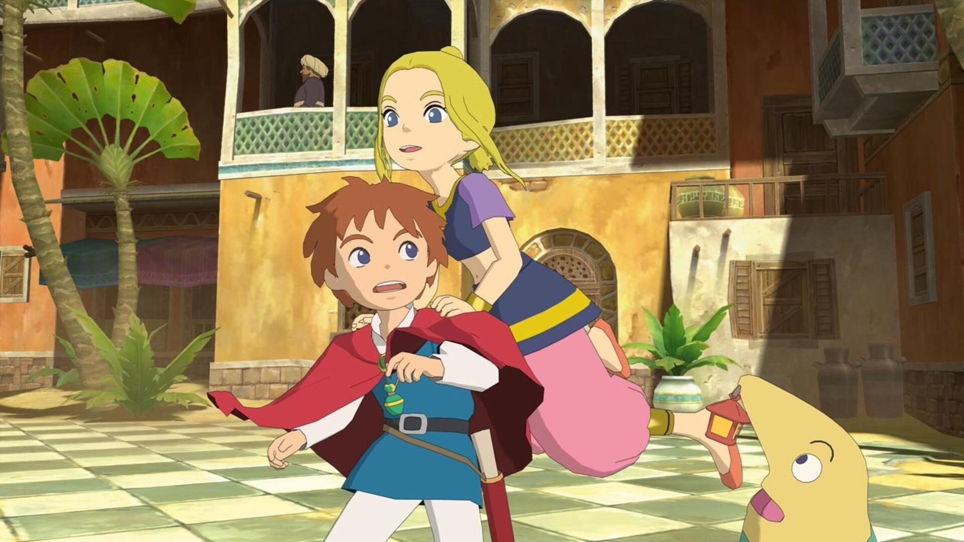 Картинки по запросу Ni No Kuni Remastered: Wrath of the White Witch