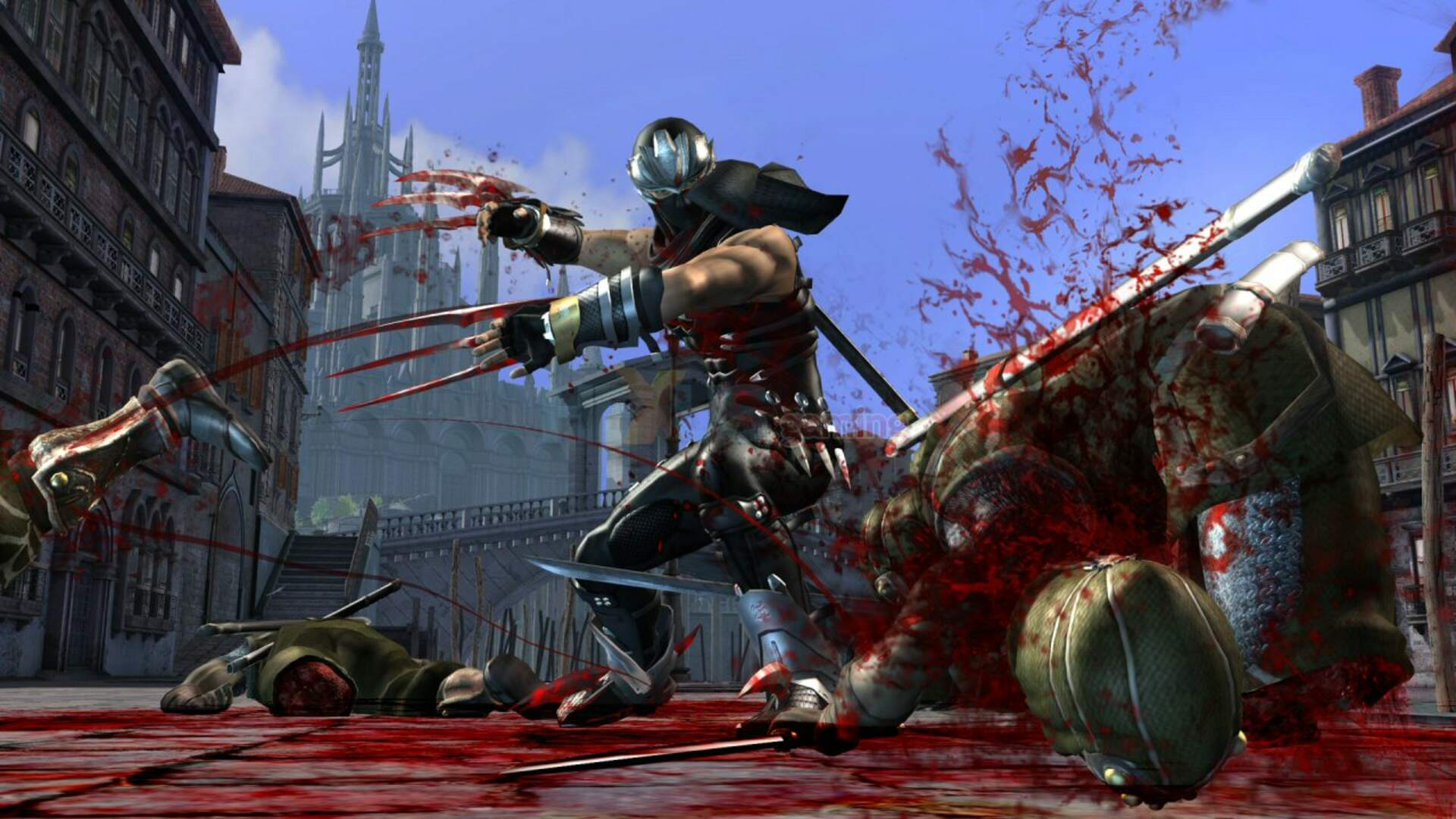 Ninja Gaiden 2 Leads The Latest Wave Of Xbox One X Enhanced Backward Compatible Games Usgamer