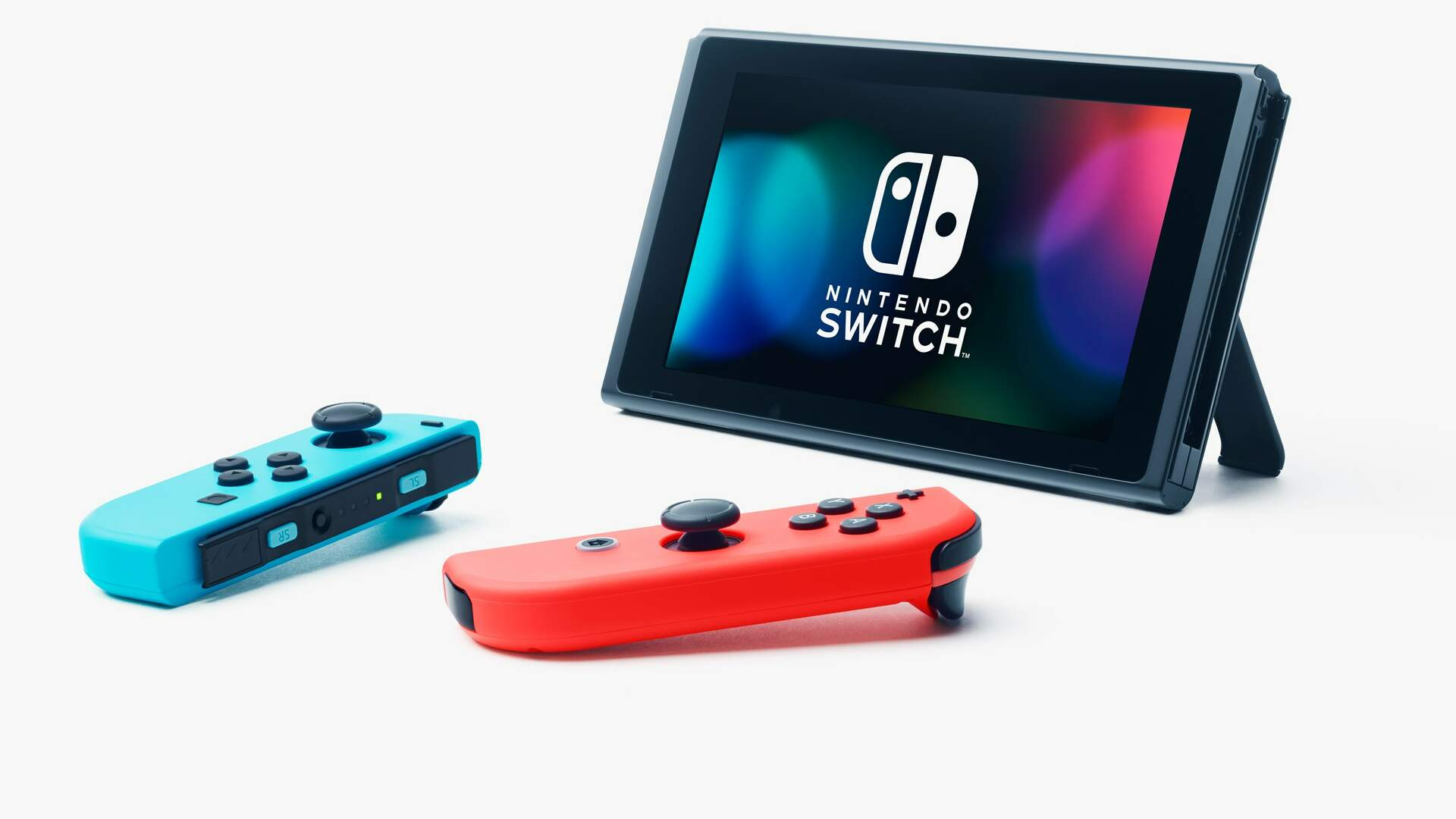 Nintendo Reveals Another New Switch, and This One's Got Longer Battery Life [Update]