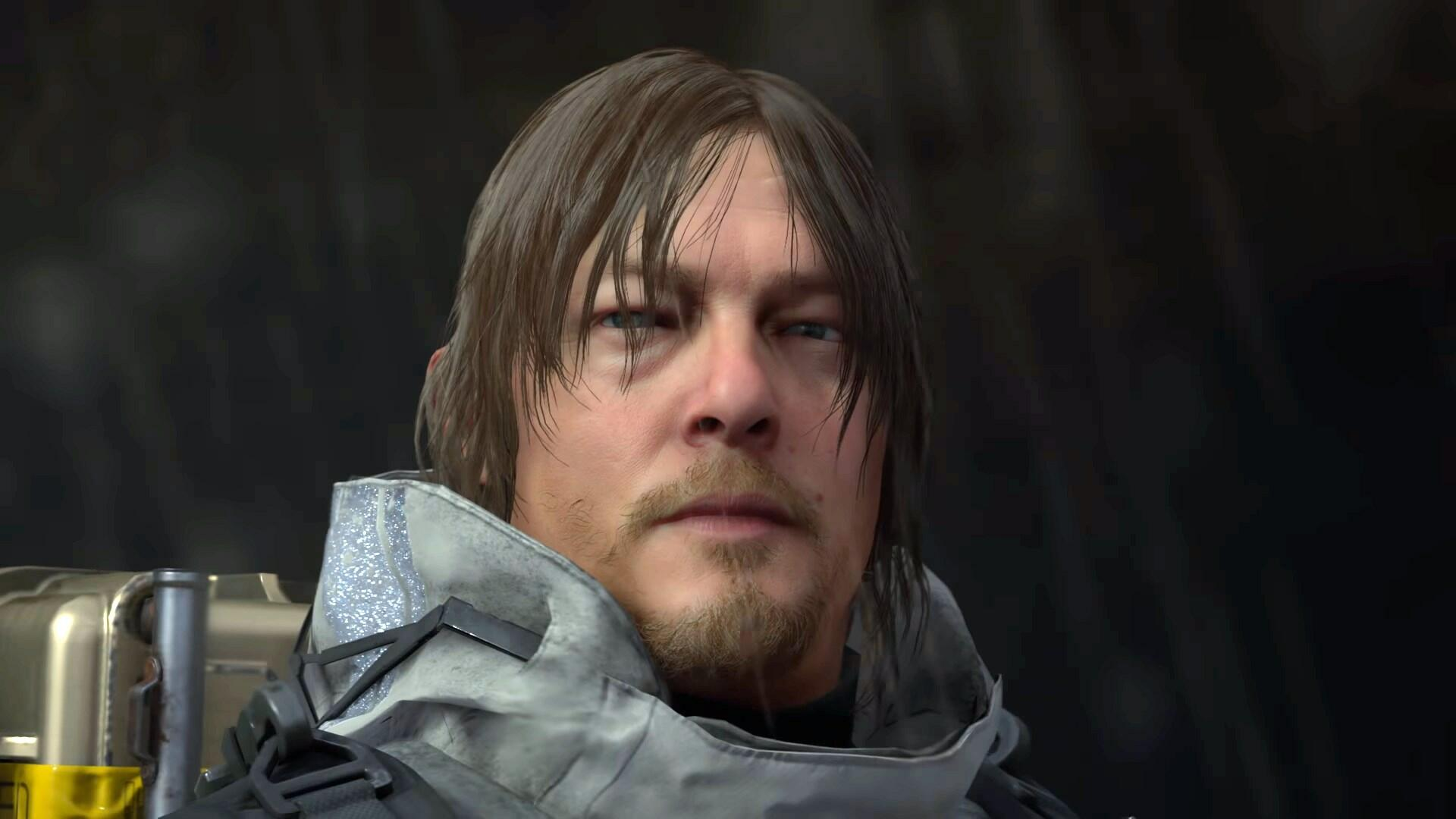 "Norman Reedus Calls Hideo Kojima ""A Genius"" While Shedding a Little More Light on Death Stranding's Story"