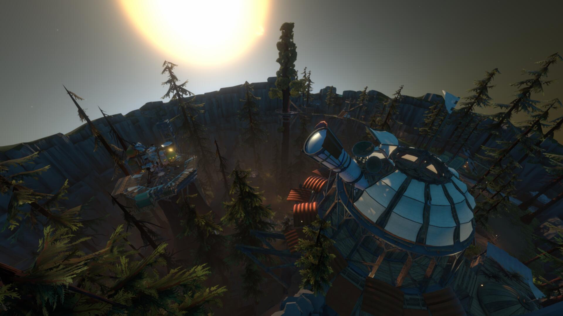 From Student Project to Backpacking in Space: The Story Behind the Mystery Sci-Fi Outer Wilds