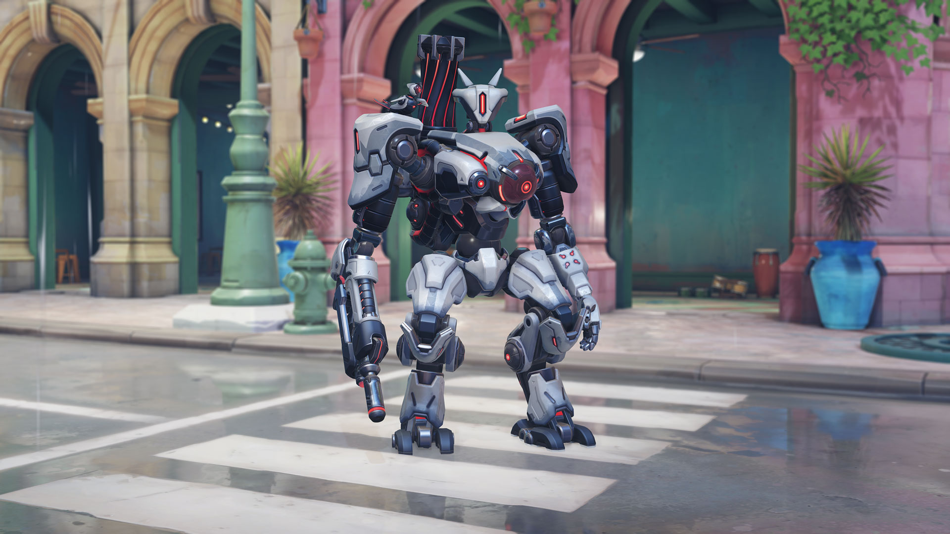 Overwatch Storm Rising Launch Times, New Skins, Maximilien PvE