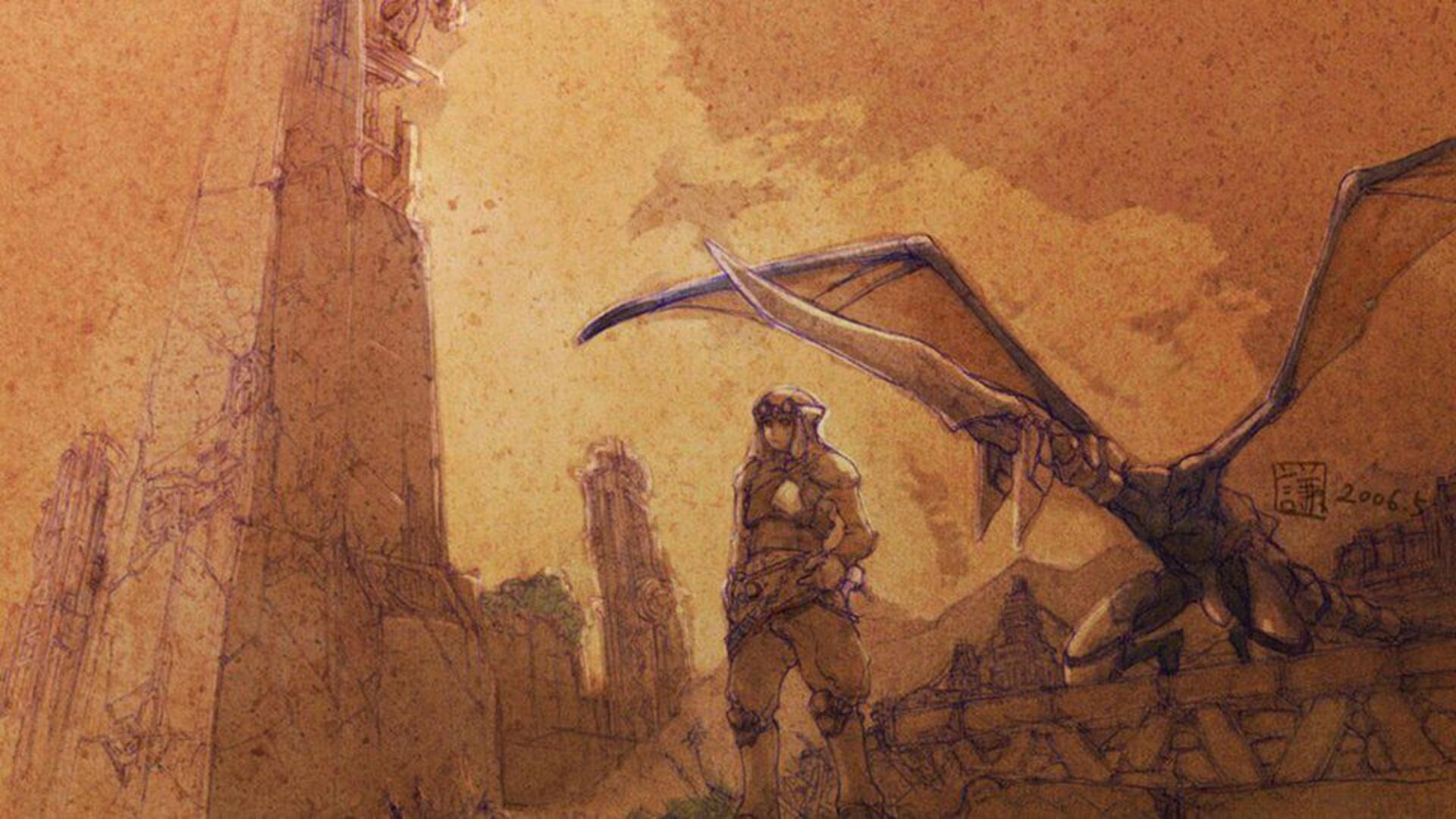 """The Big Panzer Dragoon Interview: """"It Really Makes Me Think Again About How Incredible Sega Was at the Time"""""""