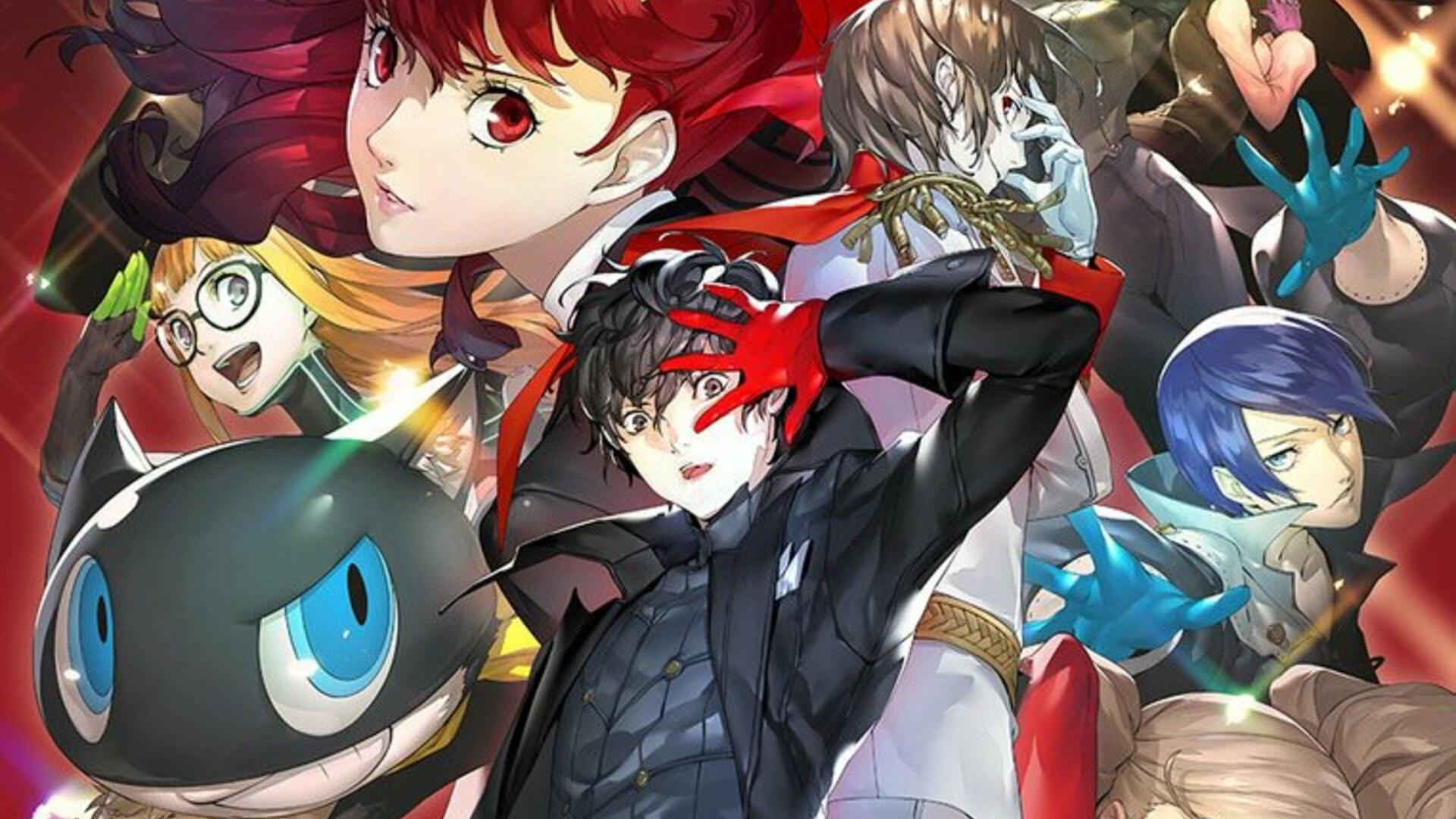 Here's Persona 5 Royal's Opening Cinematic