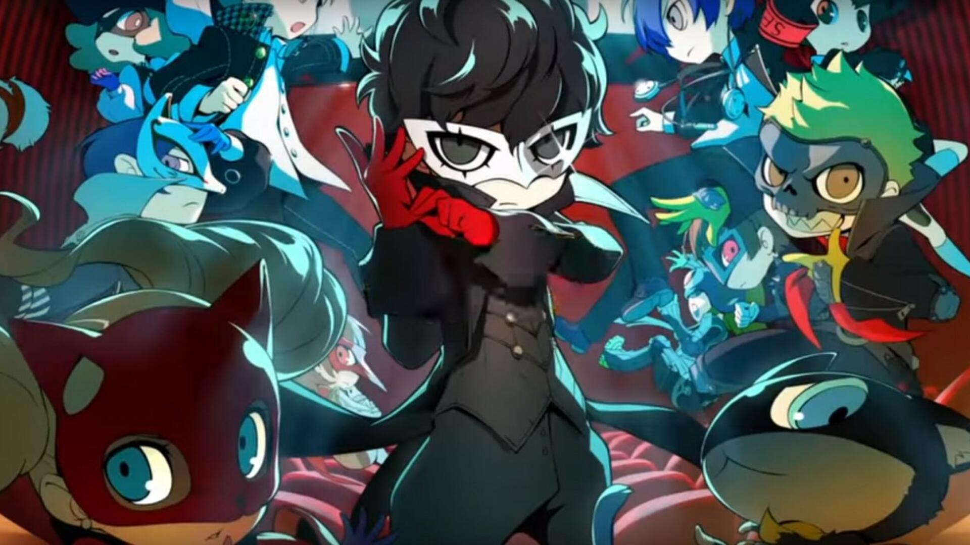 Persona Q2 Announced for the West | USgamer