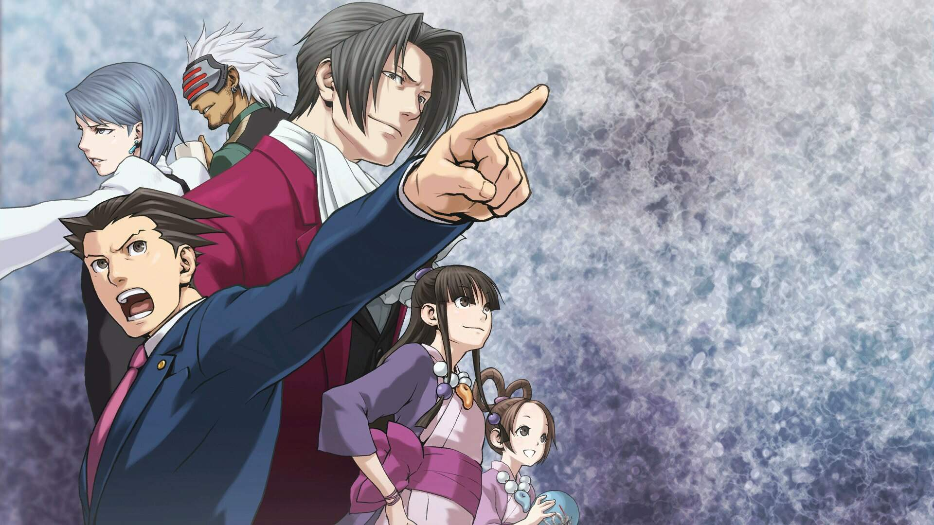 Phoenix Wright Ace Attorney Trilogy Review Usgamer