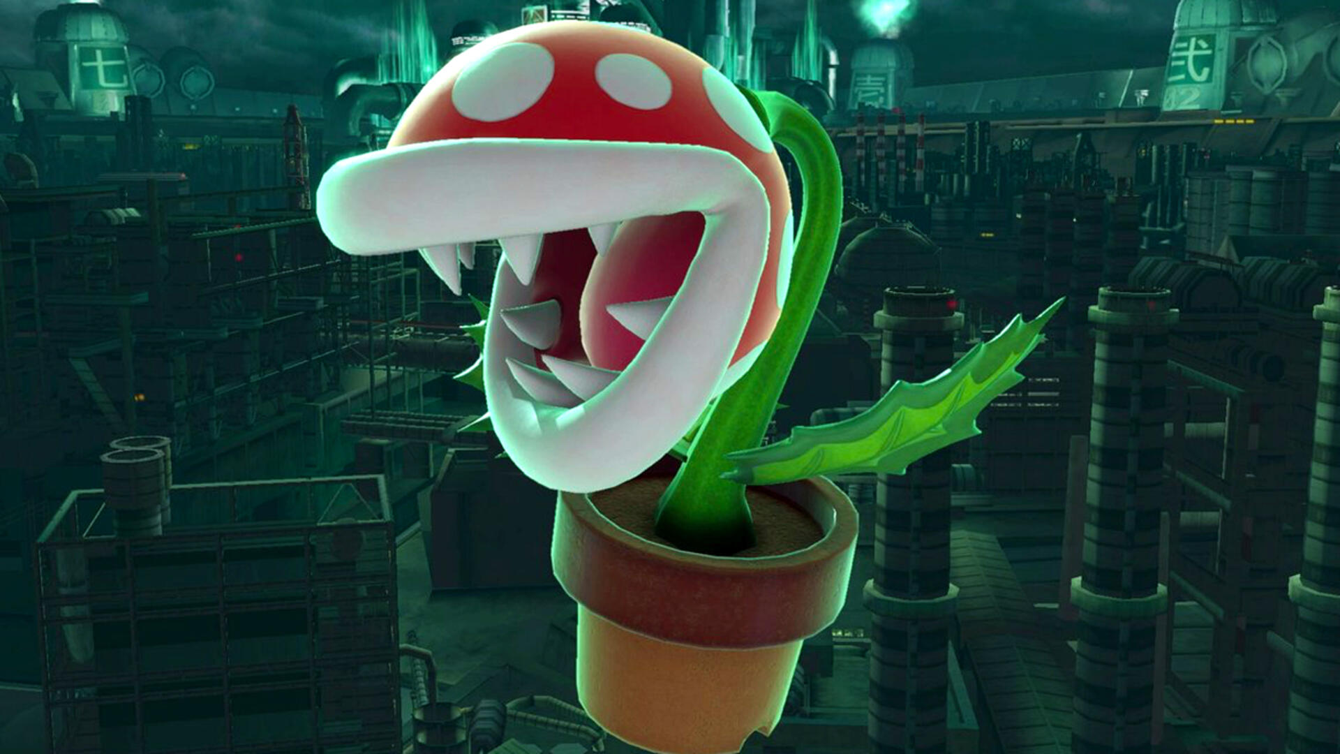 Piranha Plant is Now Playable in Super Smash Bros. Ultimate