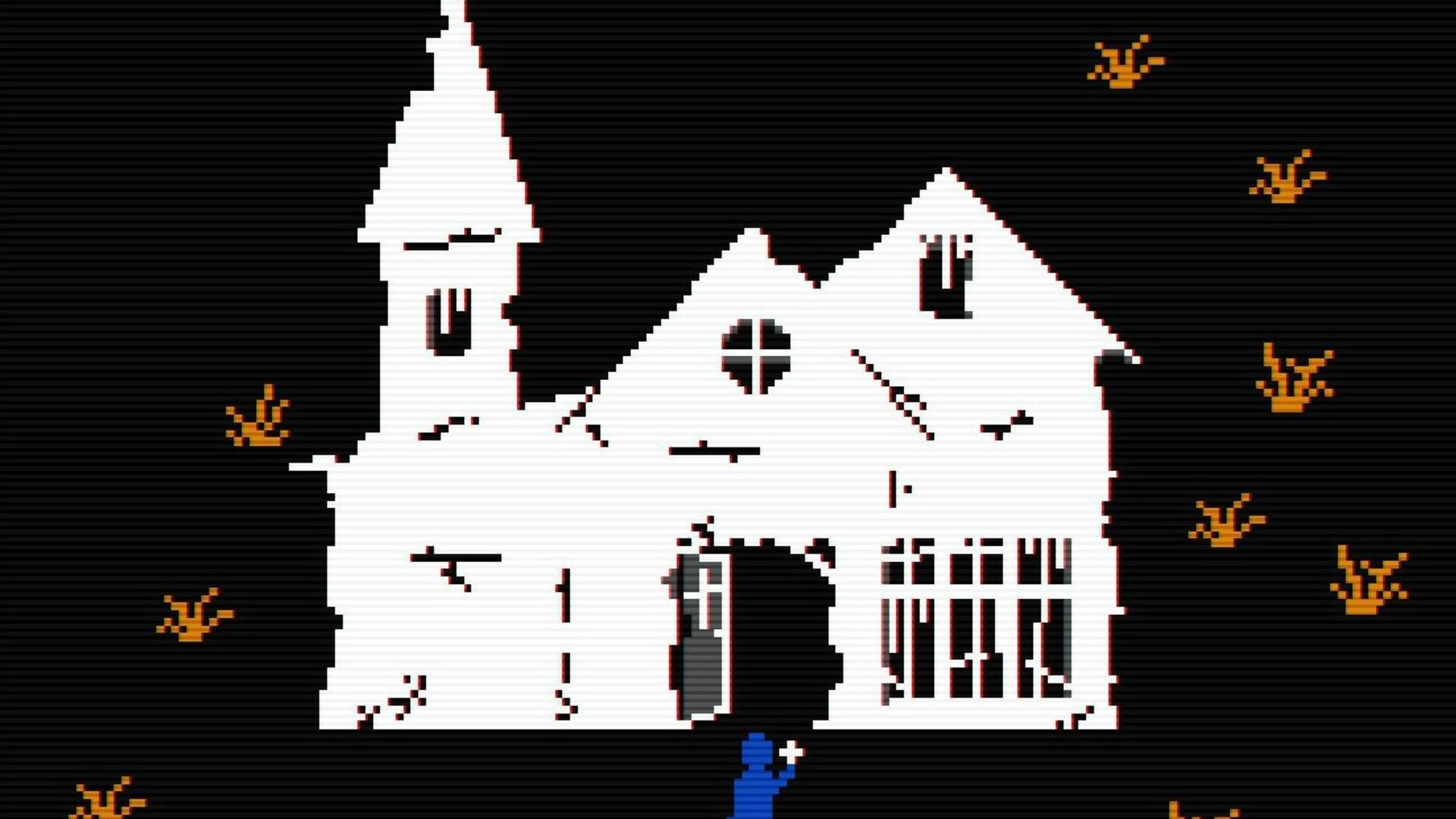 Simple Sprites, Potent Frights: How Sprite-based Horror Games Can Produce Genuinely Big Scares