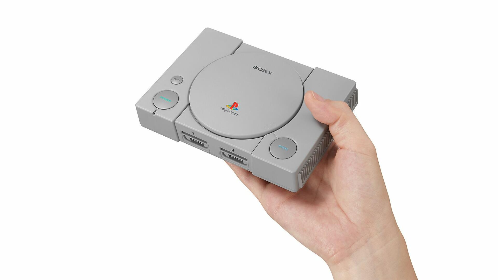 The PlayStation Classic's Price Tumbles to $40