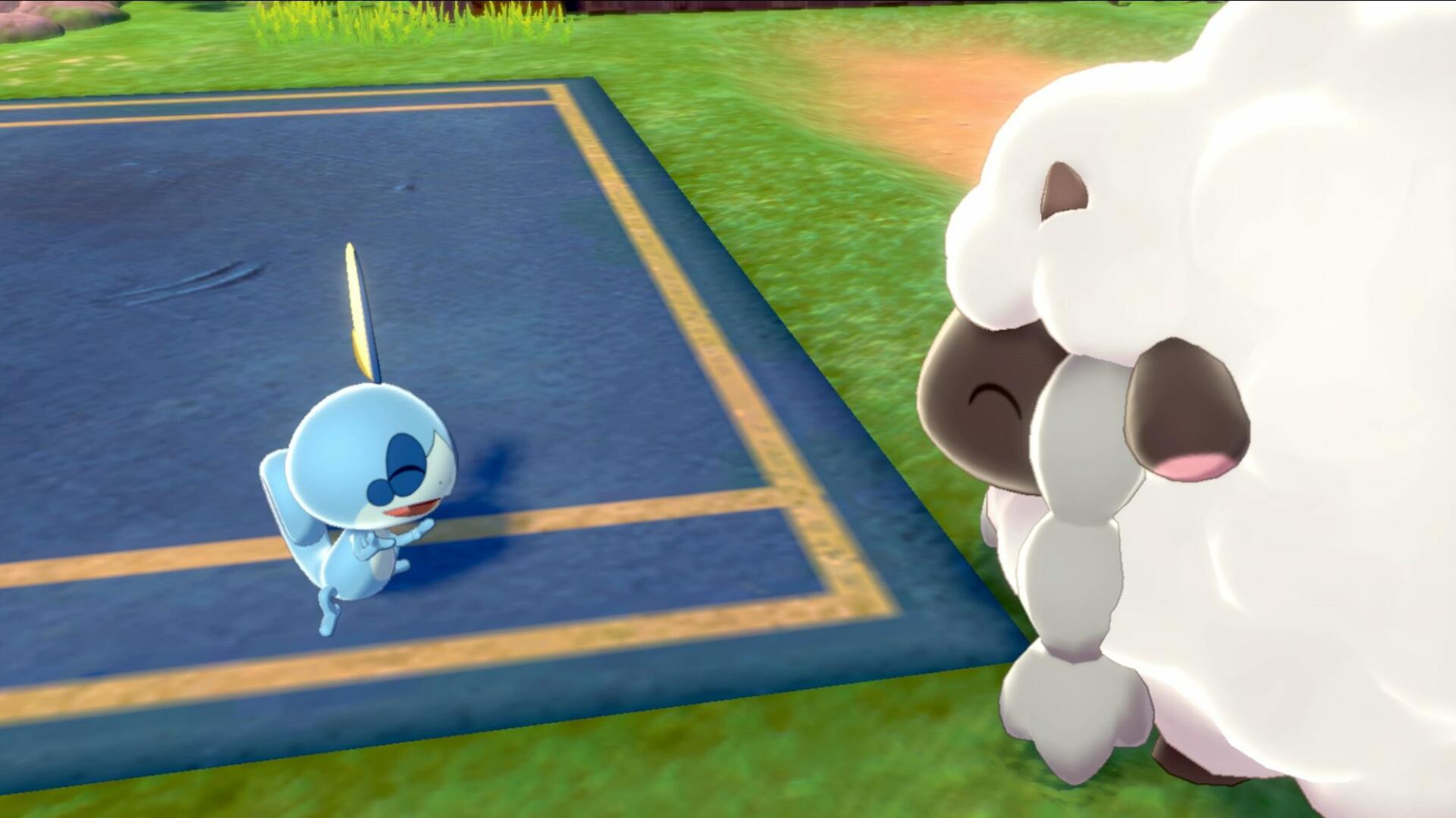 Pokemon Sword and Shield Players Are Already Manipulating the In-Game Weather System