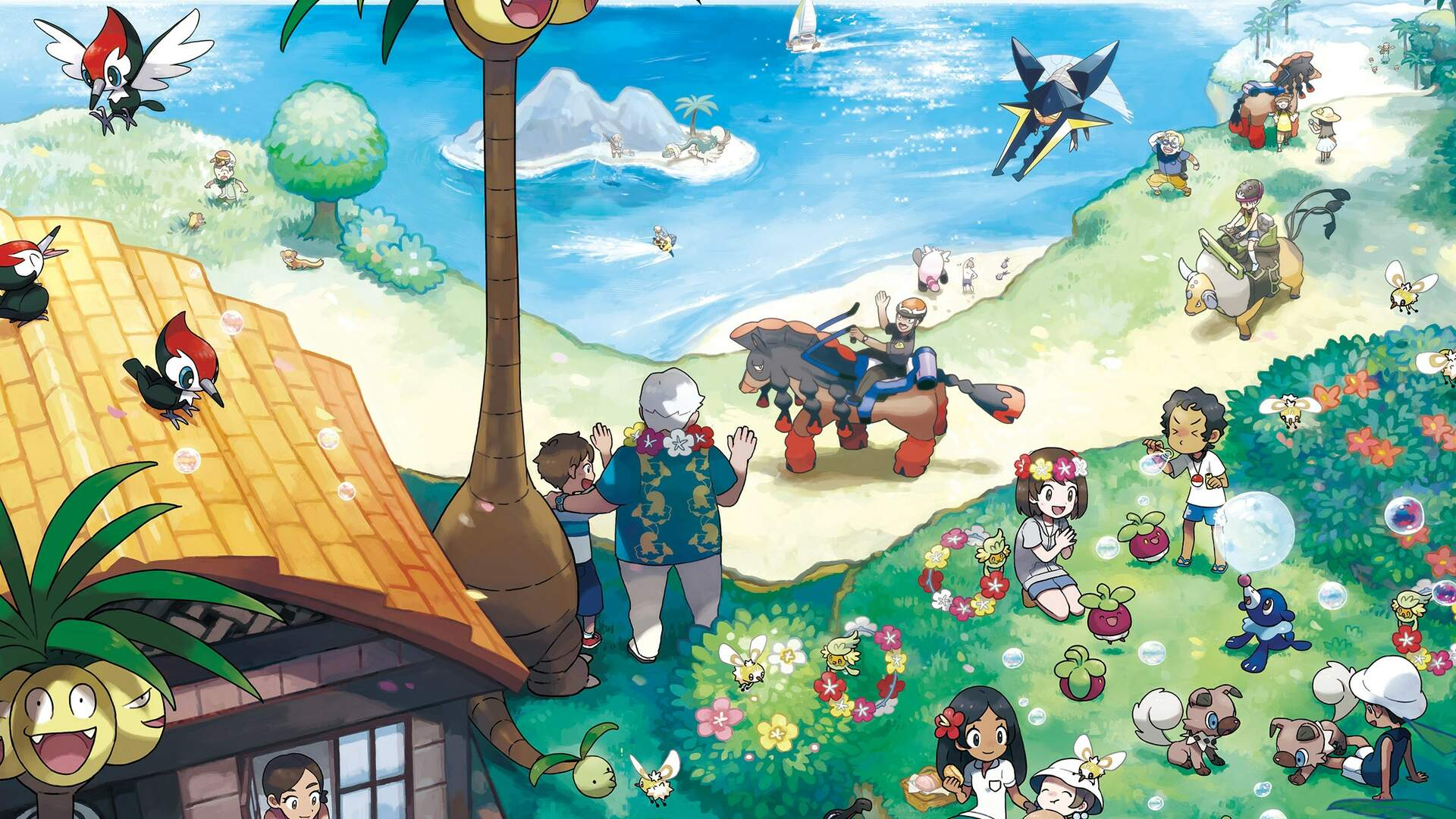 Which Pokemon Do You Want to See Make It Back Into the Galar Region's Pokedex?