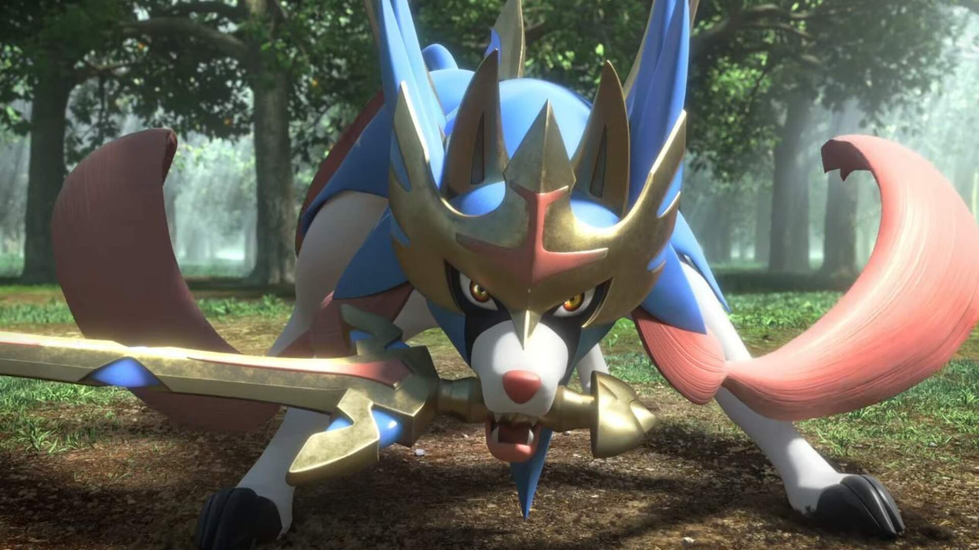 Pokemon Sword and Shield's Endgame Has a Heartfelt Sidestory
