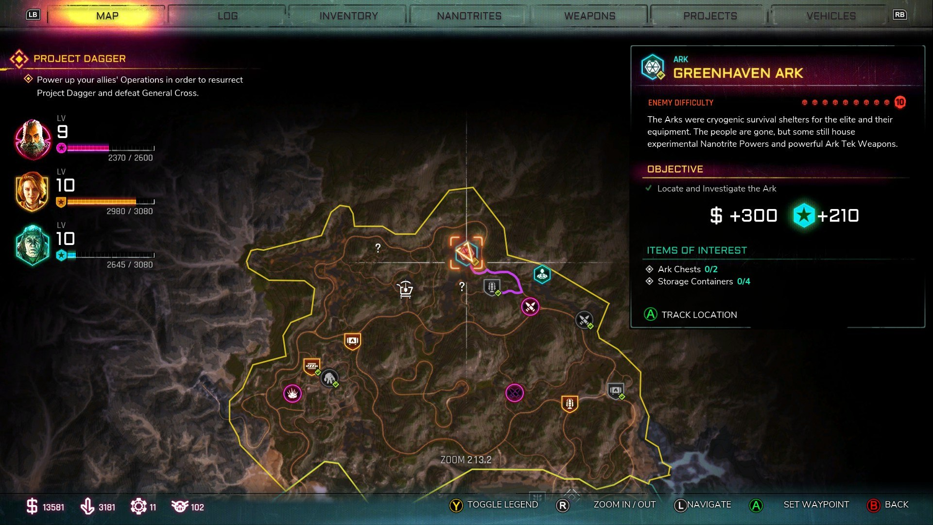 Rage 2 Locations for Every Ark - Find All Rage 2 Arks | USgamer