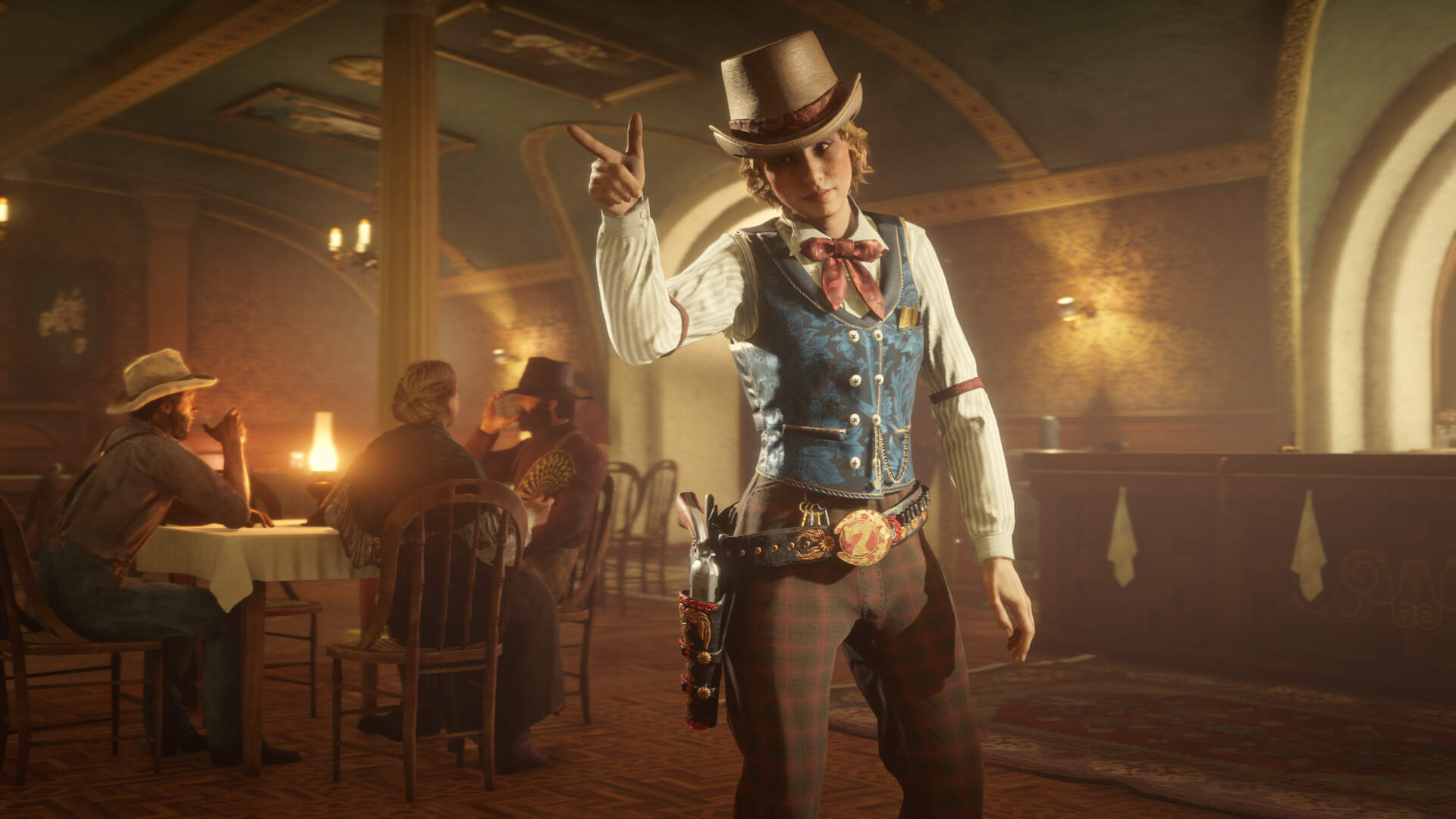 The Most Important Job in the West is Coming to Red Dead Online: Moonshiner
