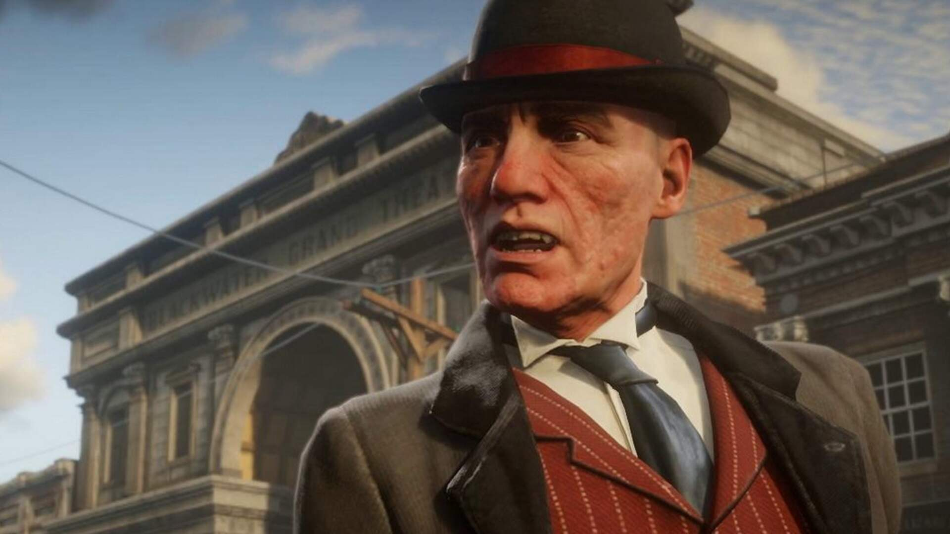 Red Dead Redemption 2's Publishers Are Now in a Legal Fight Against Actual Pinkertons