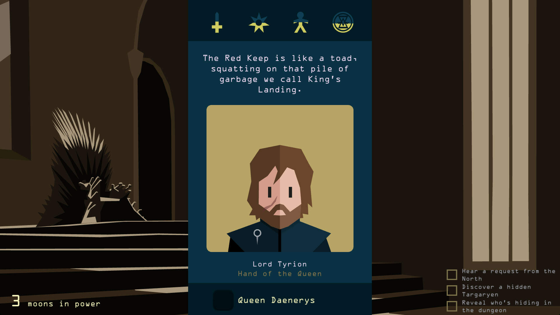 We Predict Game of Thrones' Final Season Using Reigns: Game of Thrones