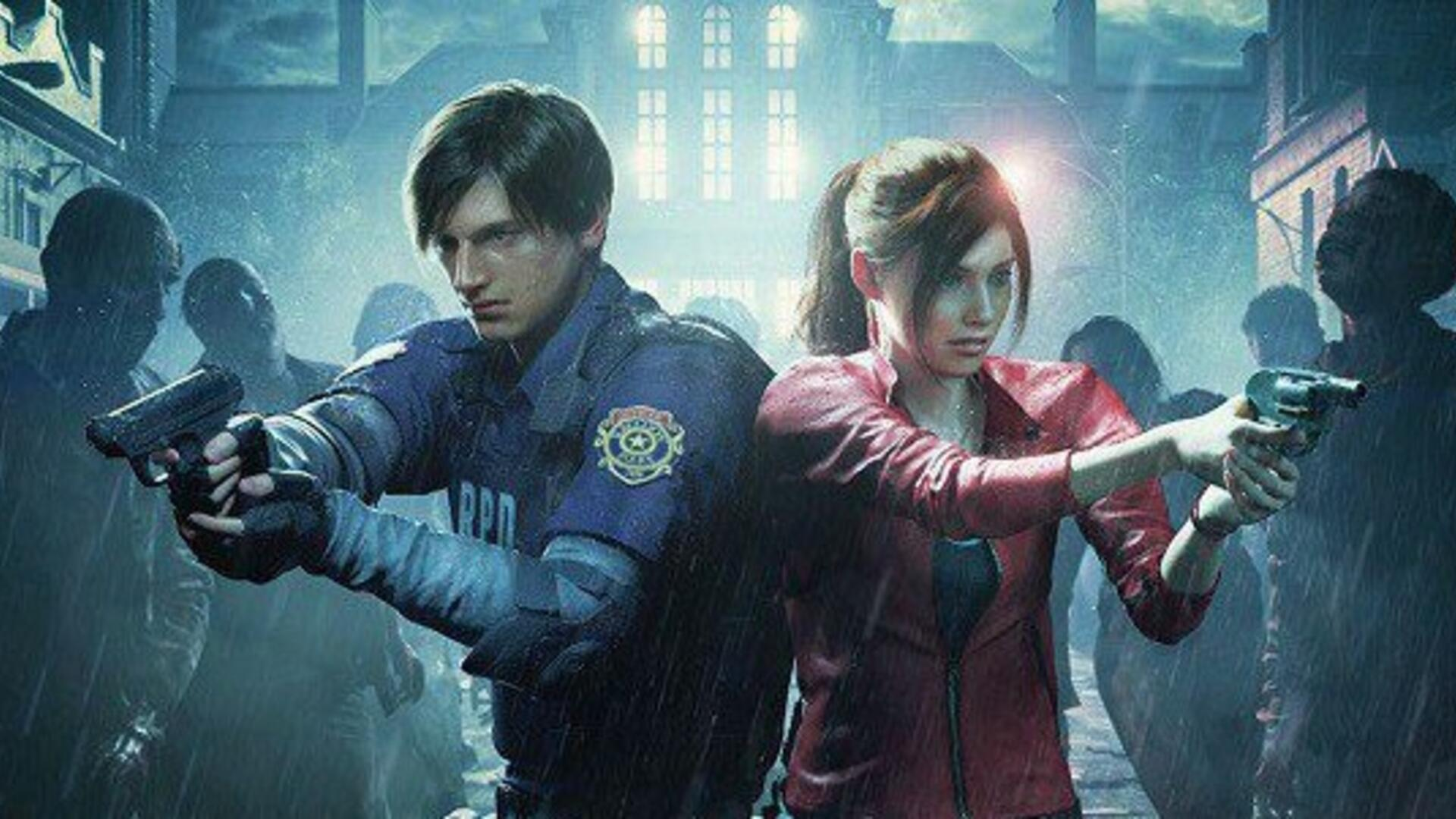Resident Evil 2 Birkin Boss - Defeat William Birkin Sewers Boss in
