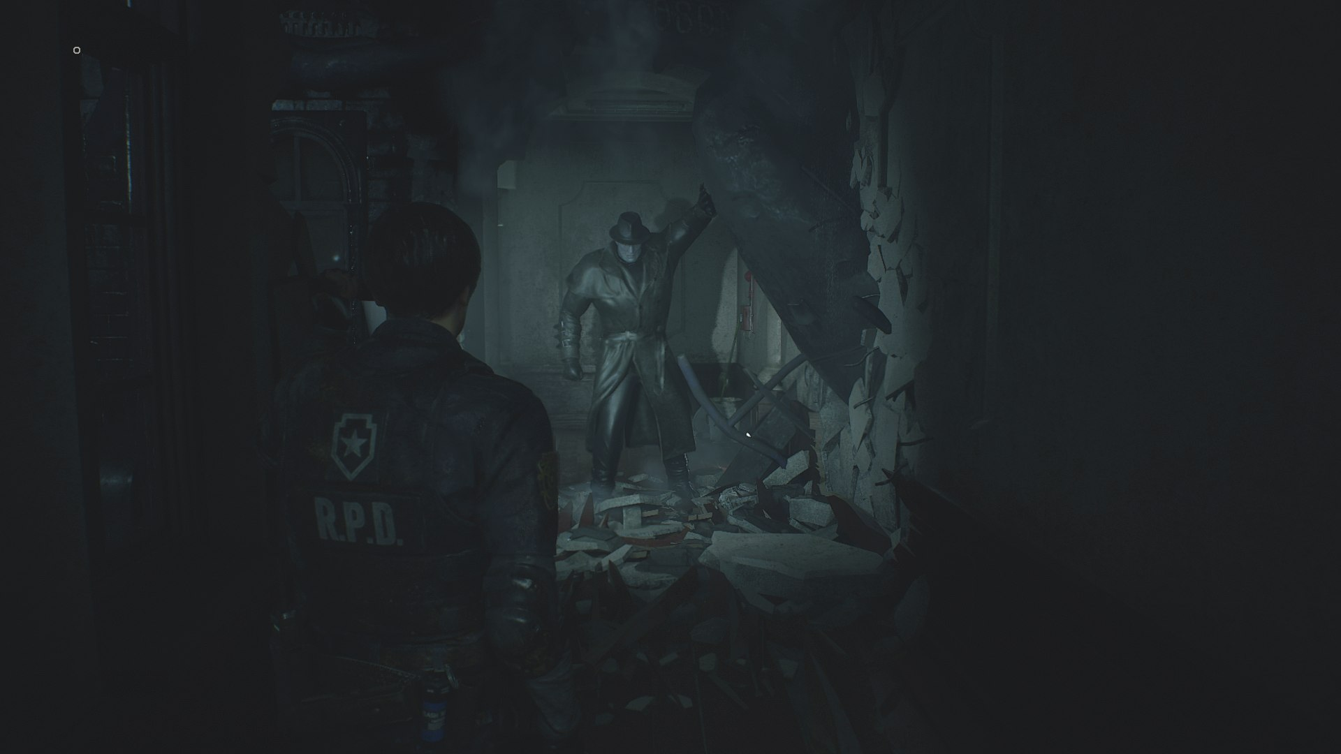 Resident Evil 2 Mr X How To Avoid The Tyrant Can You Kill Mr X