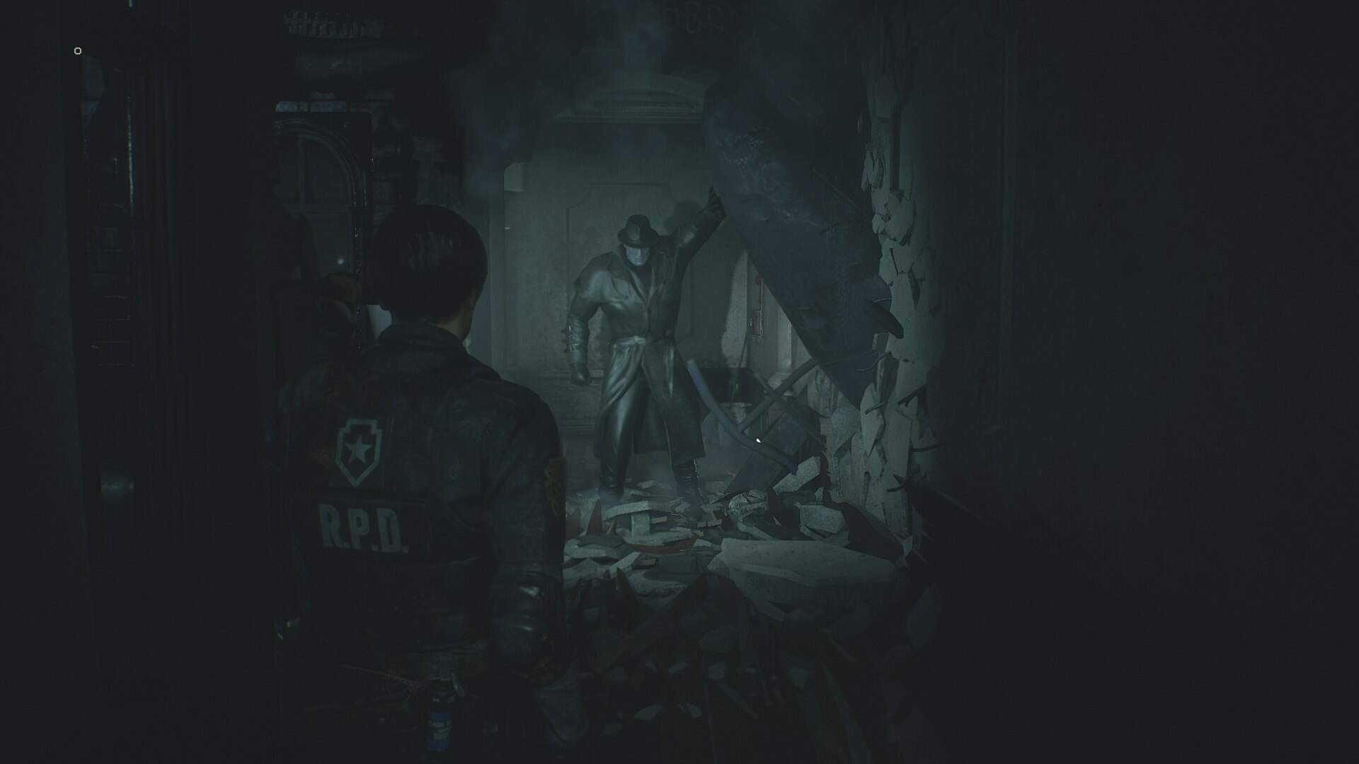 There's a Resident Evil 2 Mod That Removes Mr. X