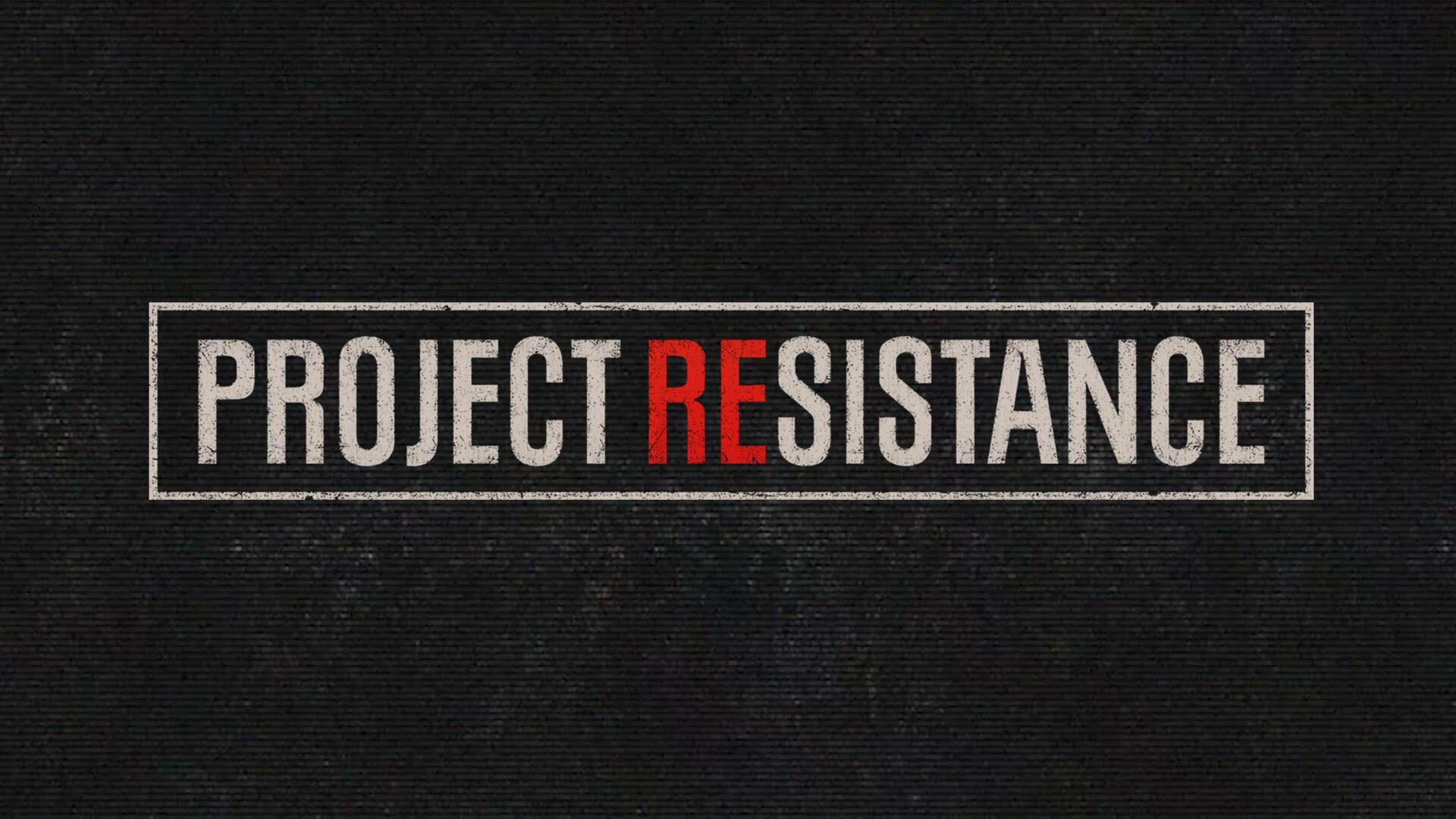 "New Resident Evil ""Project Resistance"" to be Revealed Next Month"