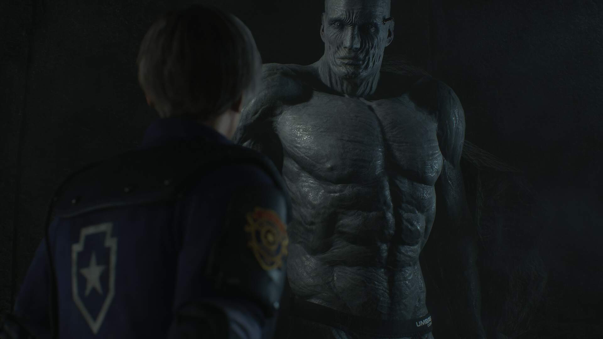 Your Favorite Resident Evil 2 Character Can Wear a Thong With New Mod, Assuming Your Favorite Character is Mr. X