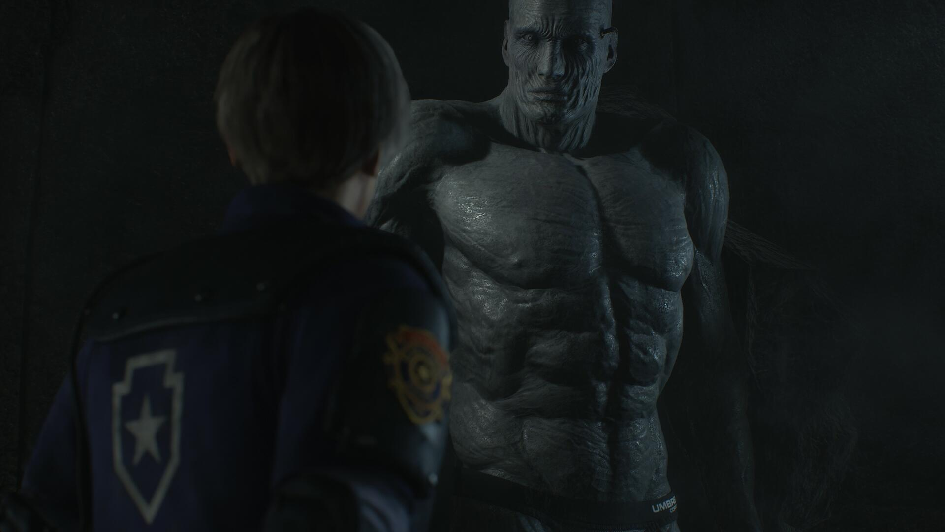 Your Favorite Resident Evil 2 Character Can Wear a Thong