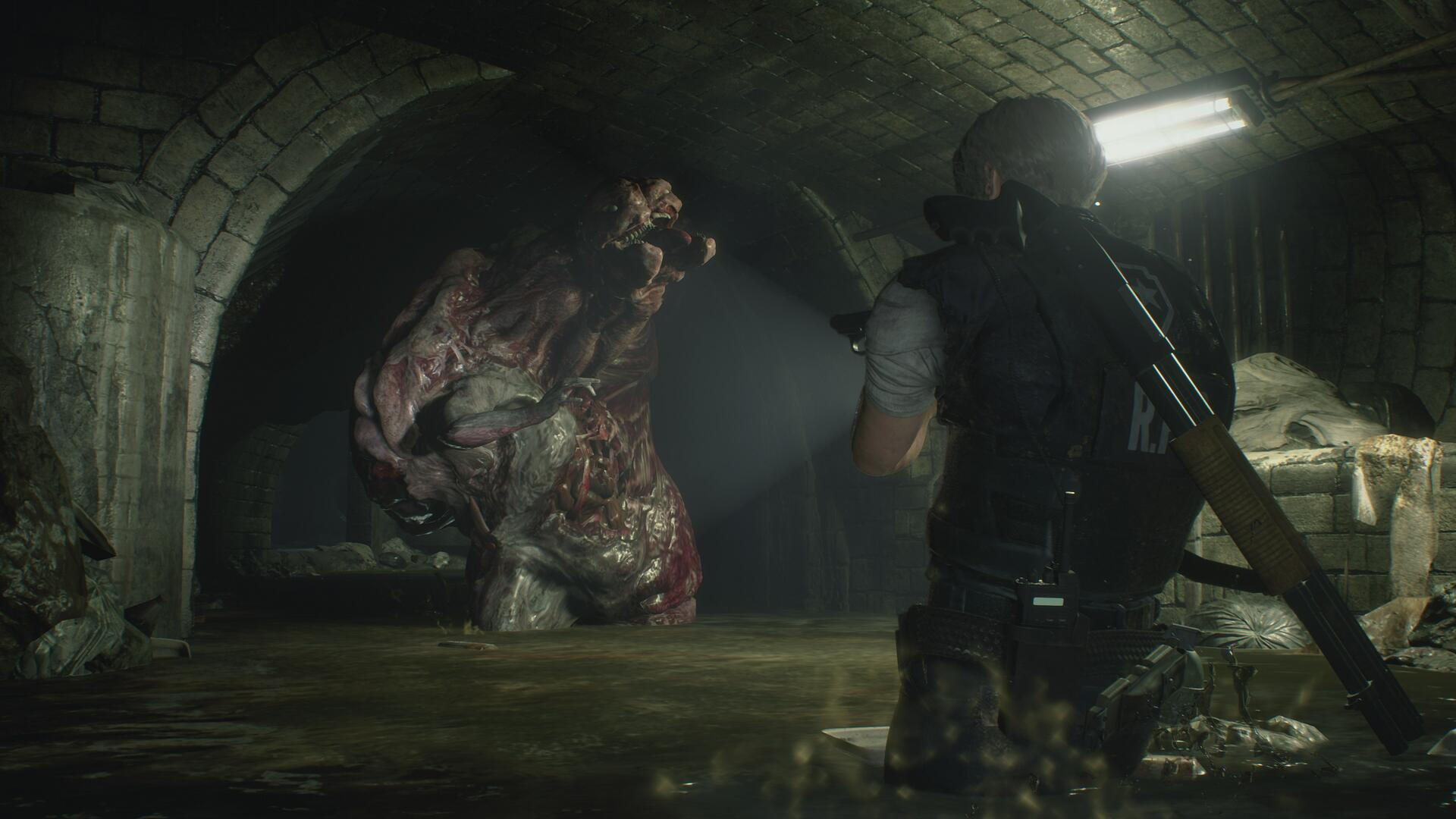 Resident Evil 2's Knives are More Powerful at Higher Frame