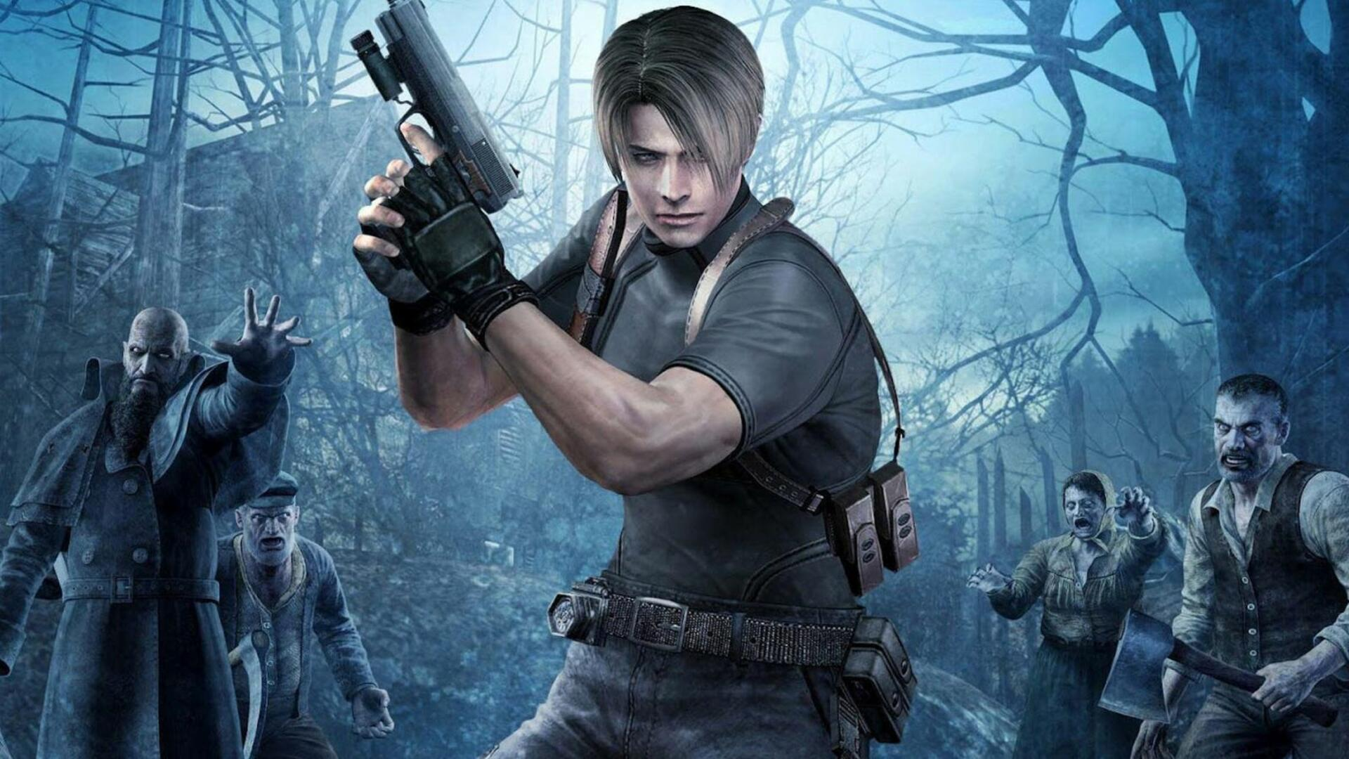 Resident Evil 4 Runs Better In Handheld Mode Than Docked Digital