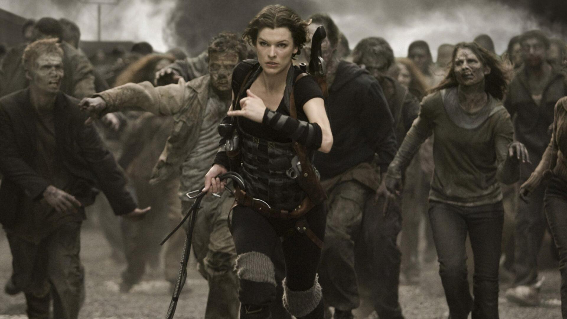 Resident Evil TV Series Reportedly Coming to Netflix Courtesy of the Company That Made the Very Bad Live-Action Films